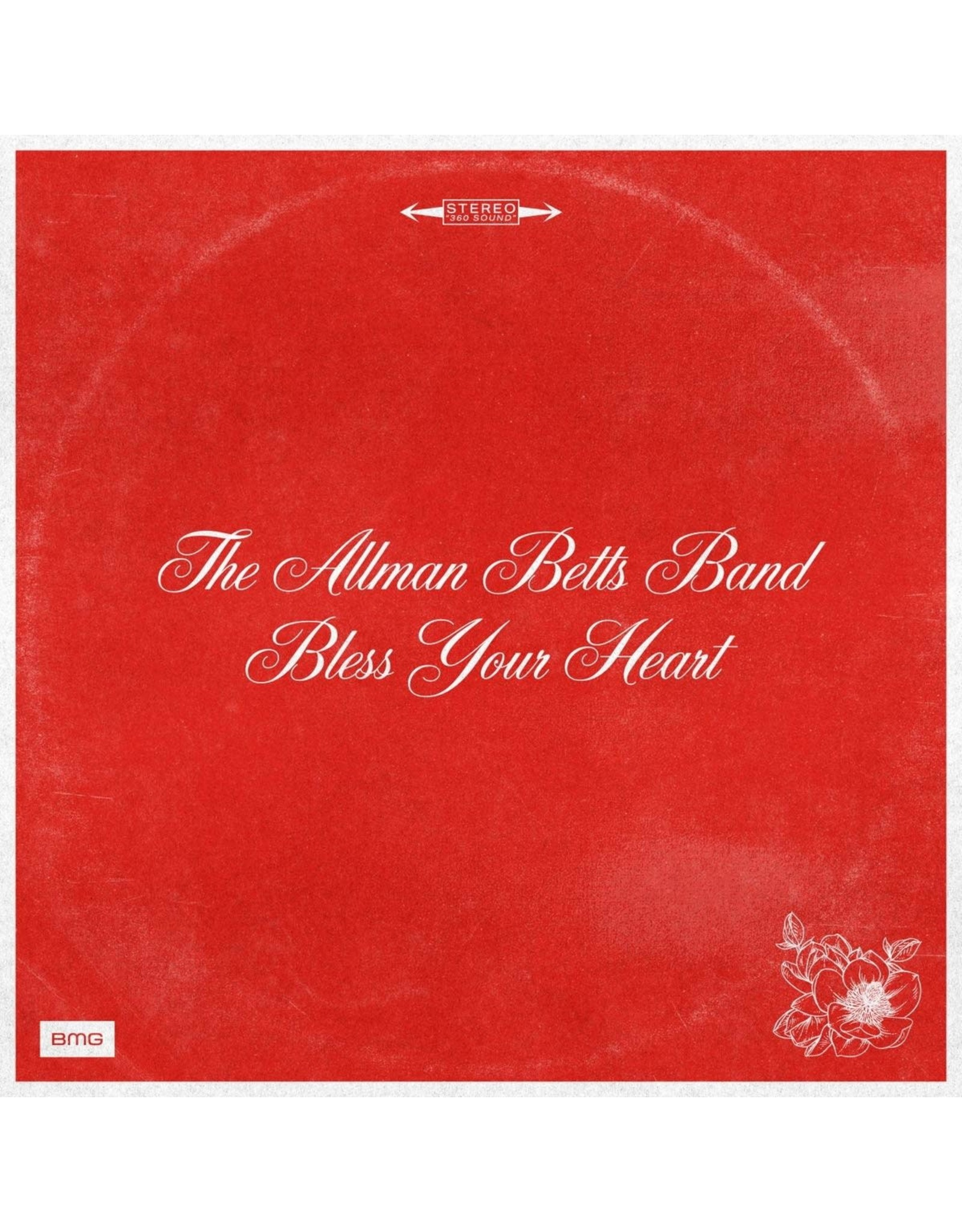 The Allman Betts Band - Bless Your Heart CD