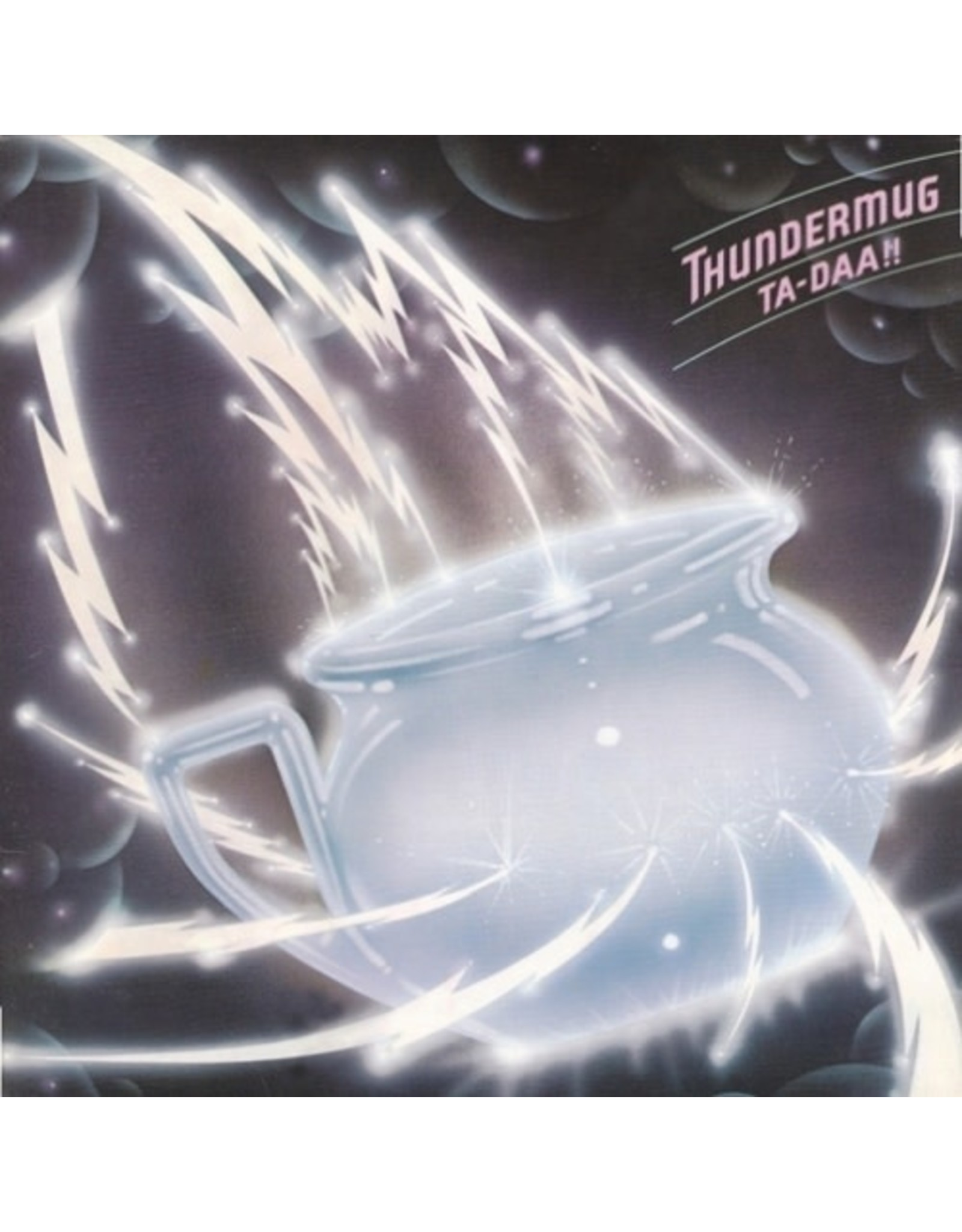 Thundermug - Ta-Daa!! CD