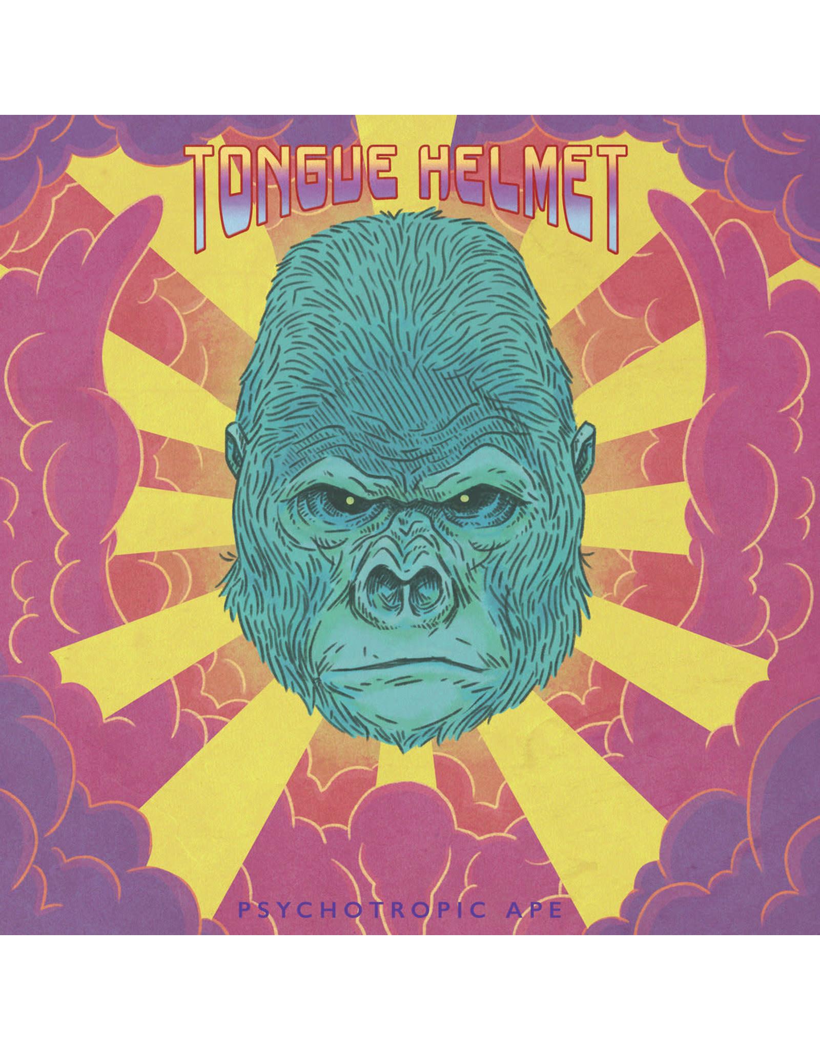Tongue Helmet - Psychotropic Ape CD