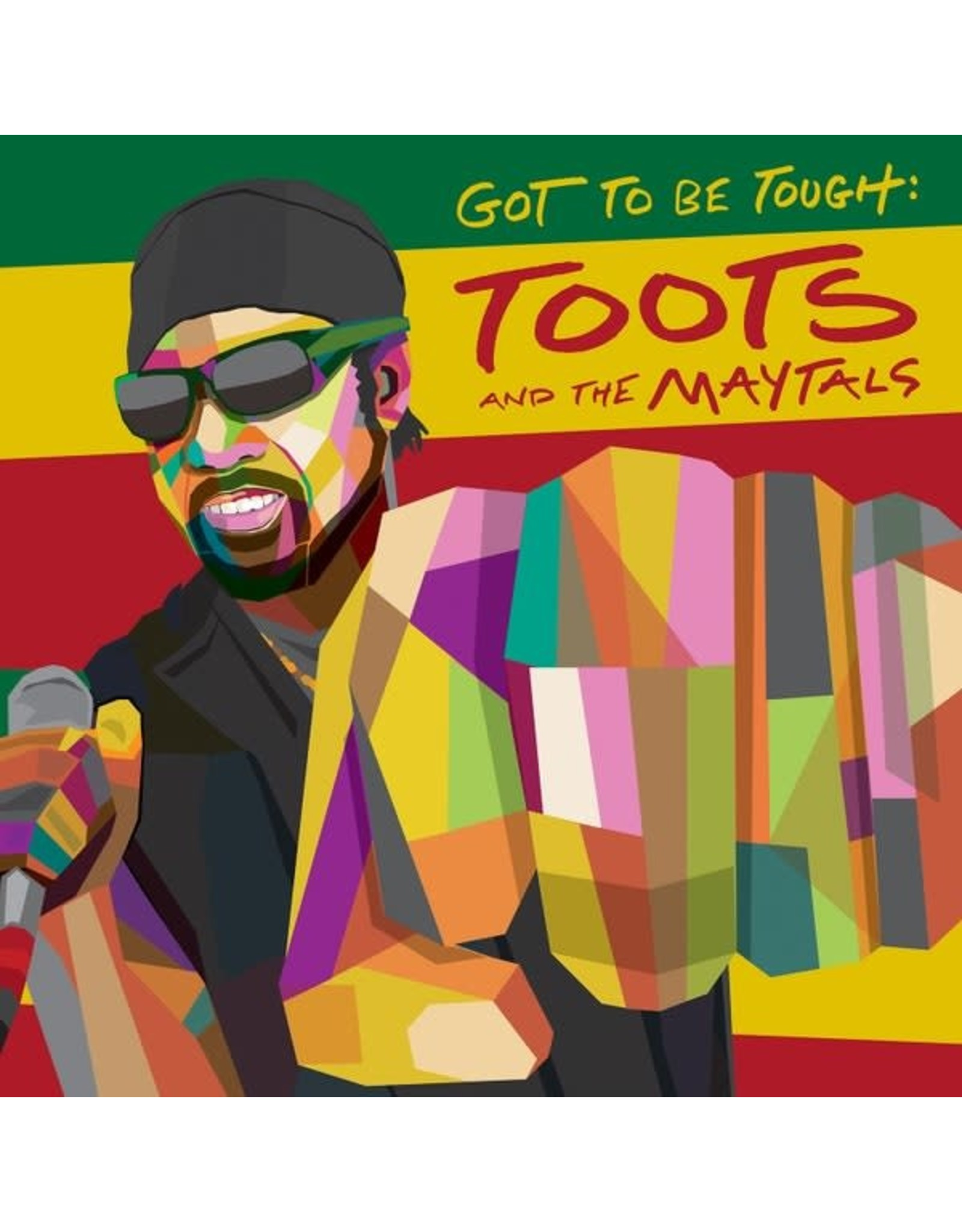 Toots and the Maytals - Got To Be Tough CD