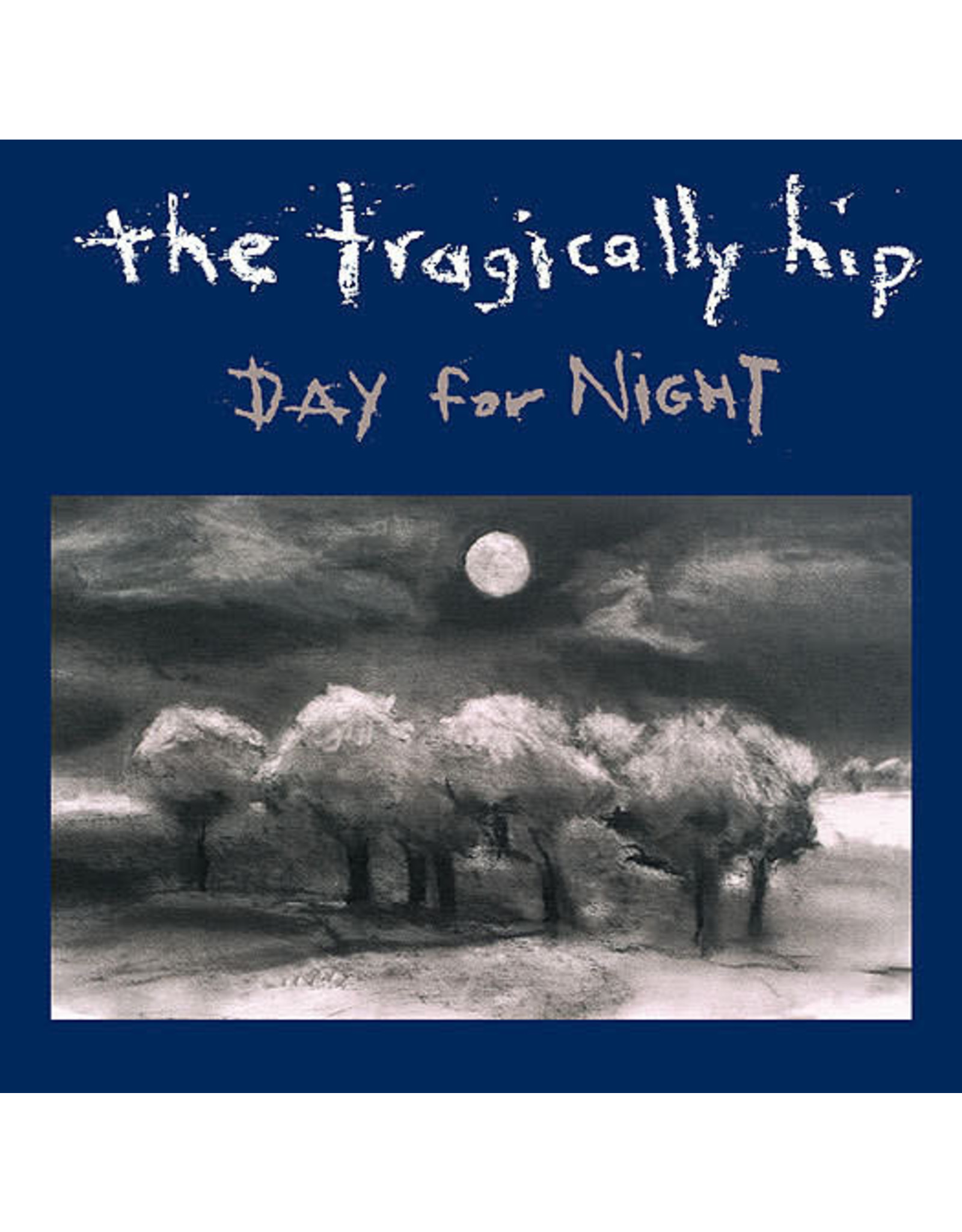 Tragically Hip - Day for Night CD