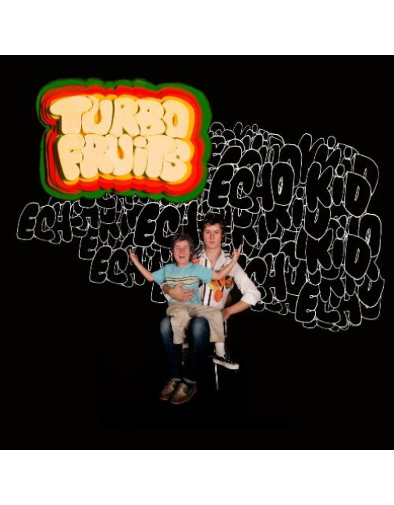 Turbo Fruits - Echo Kid CD