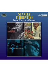 Turrentine, Stanley - Four Classic Albums CD
