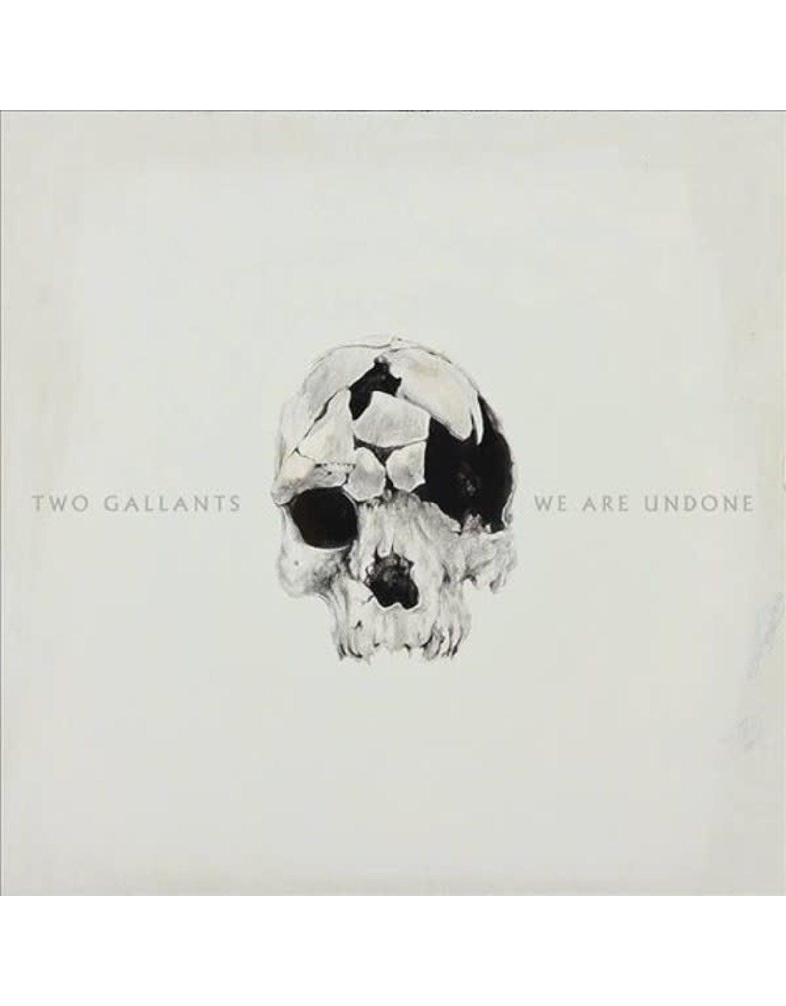 Two Gallants - We Are Undone CD