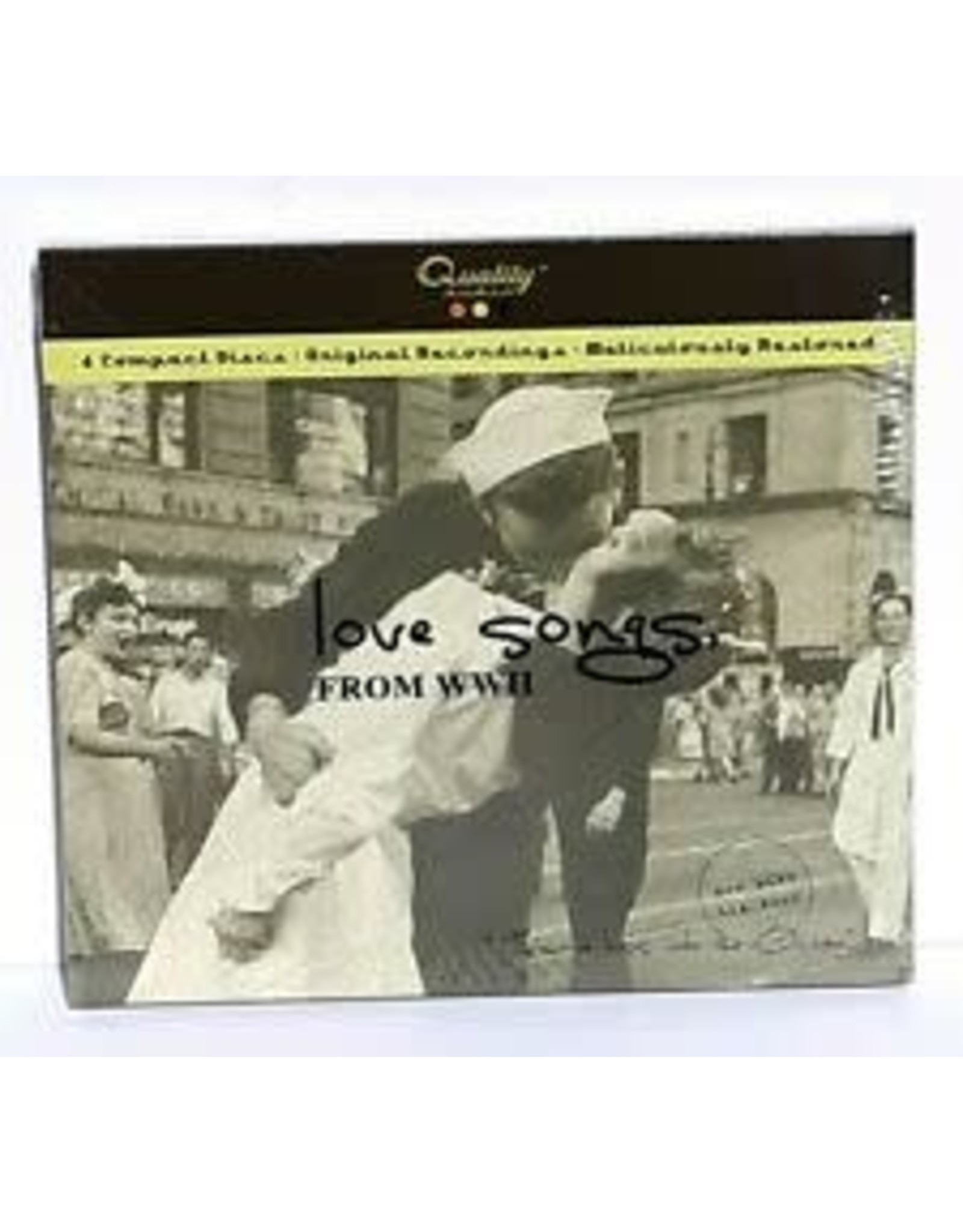 V/A - Love Songs From WWII (Boxset) CD
