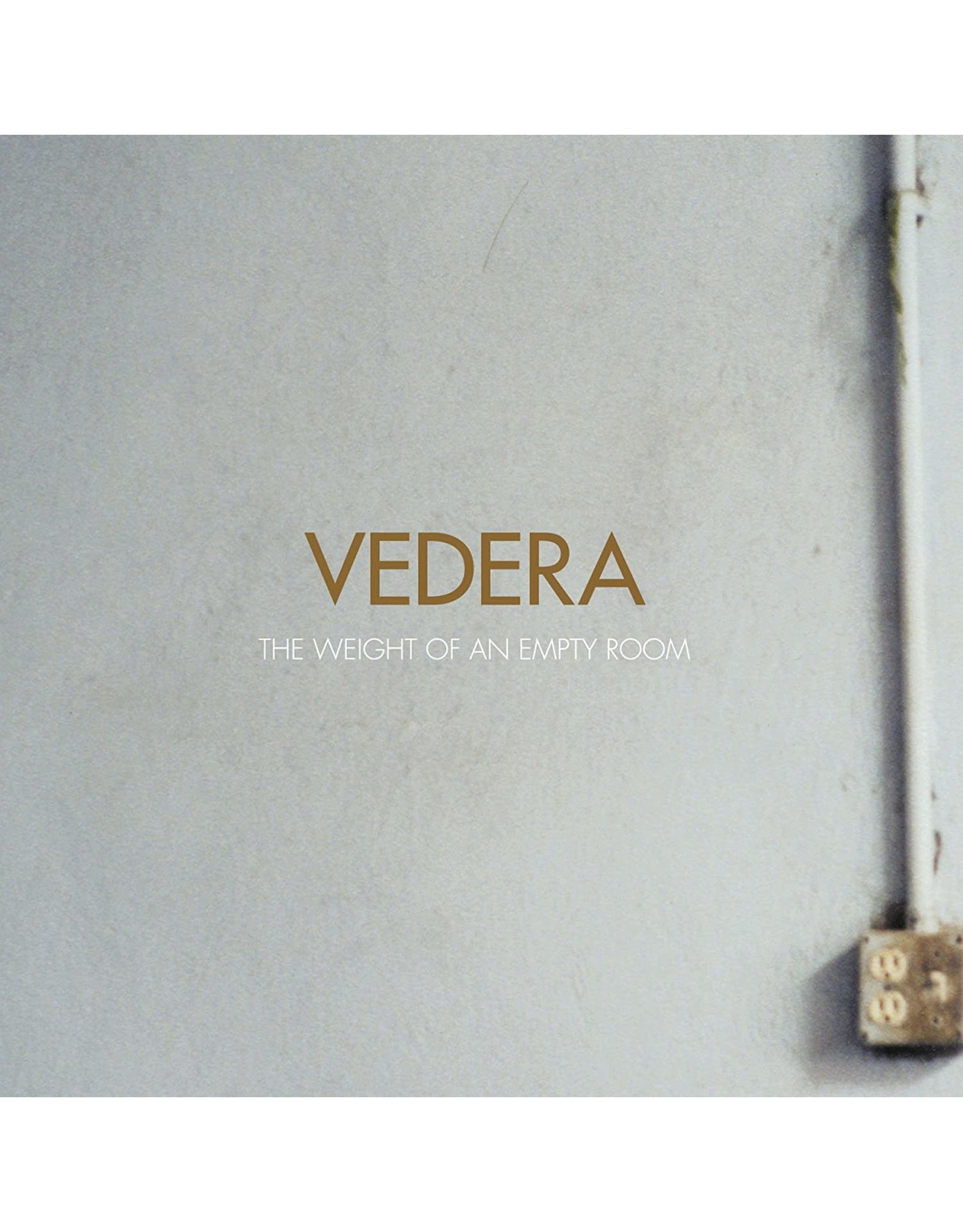 Veda - The Weight of an Empty Room CD