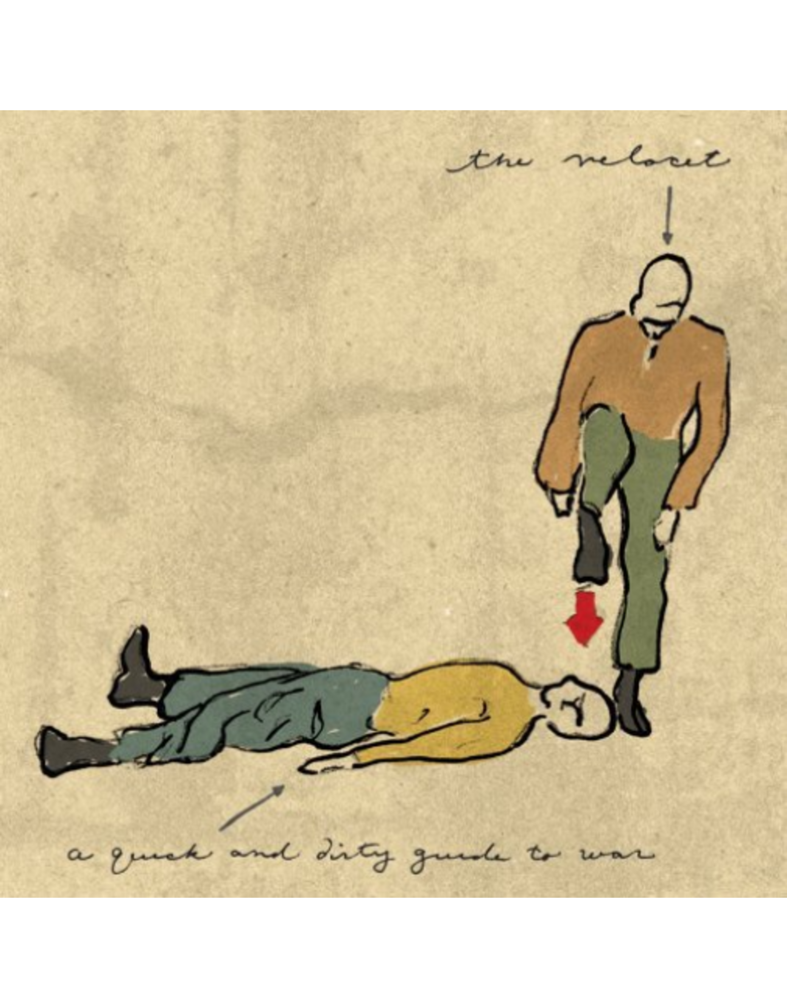 Velocet - Quick and Dirty Guide to War CD