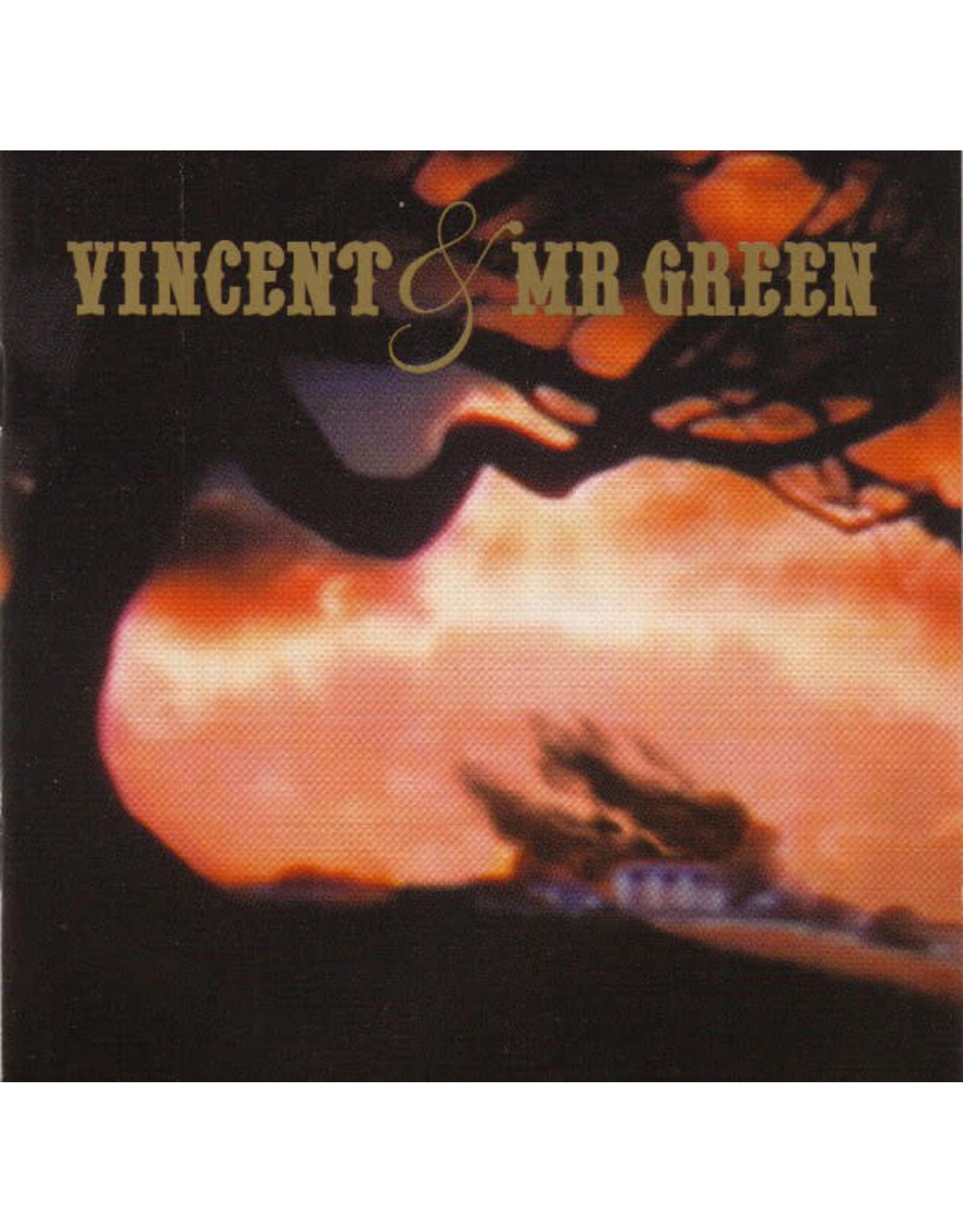 Vincent & Mr Green - S/T CD