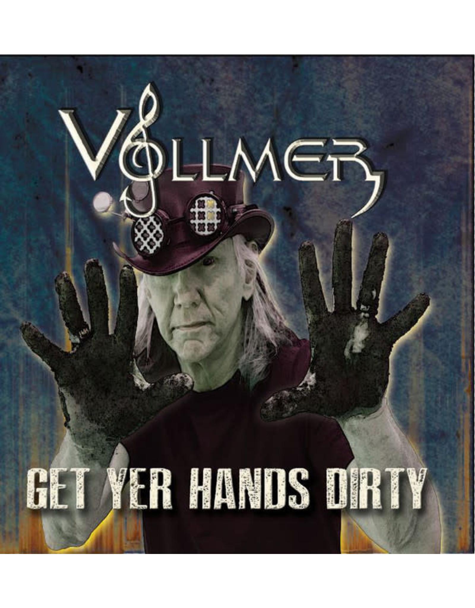 Vollmer, Brian - Get Yer Hands Dirty CD