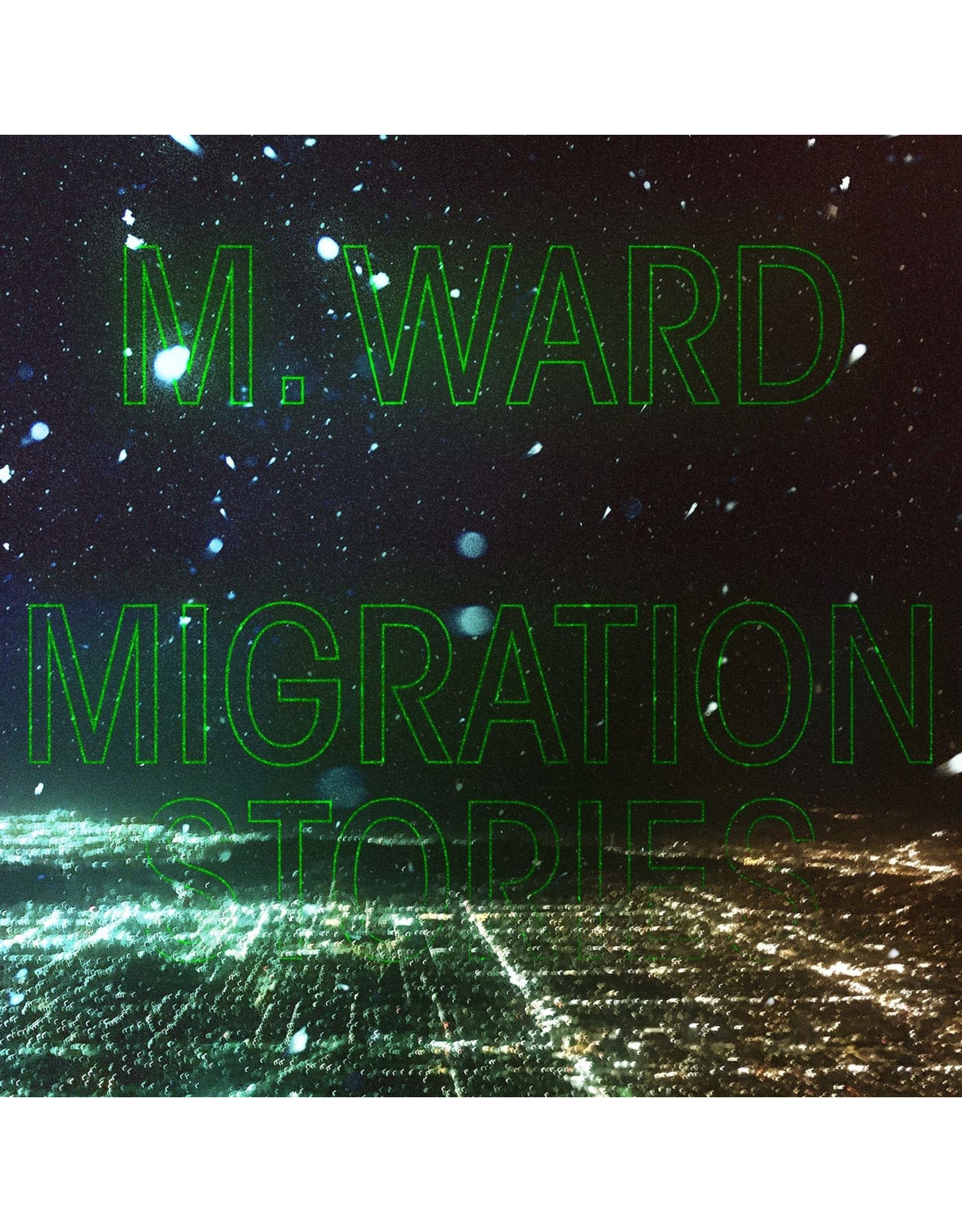 Ward, M. - Migration Stories CD