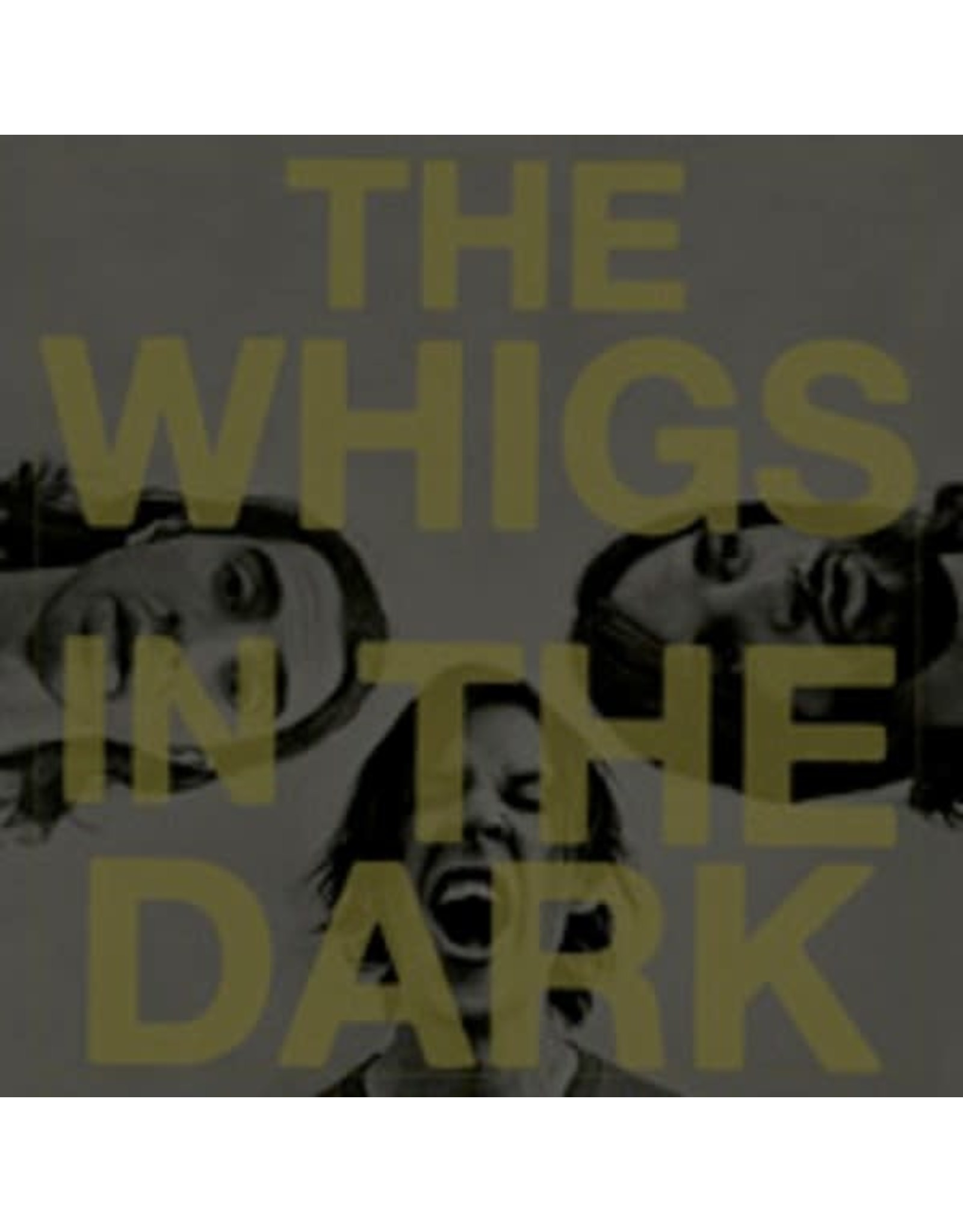 Whigs - In the Dark CD