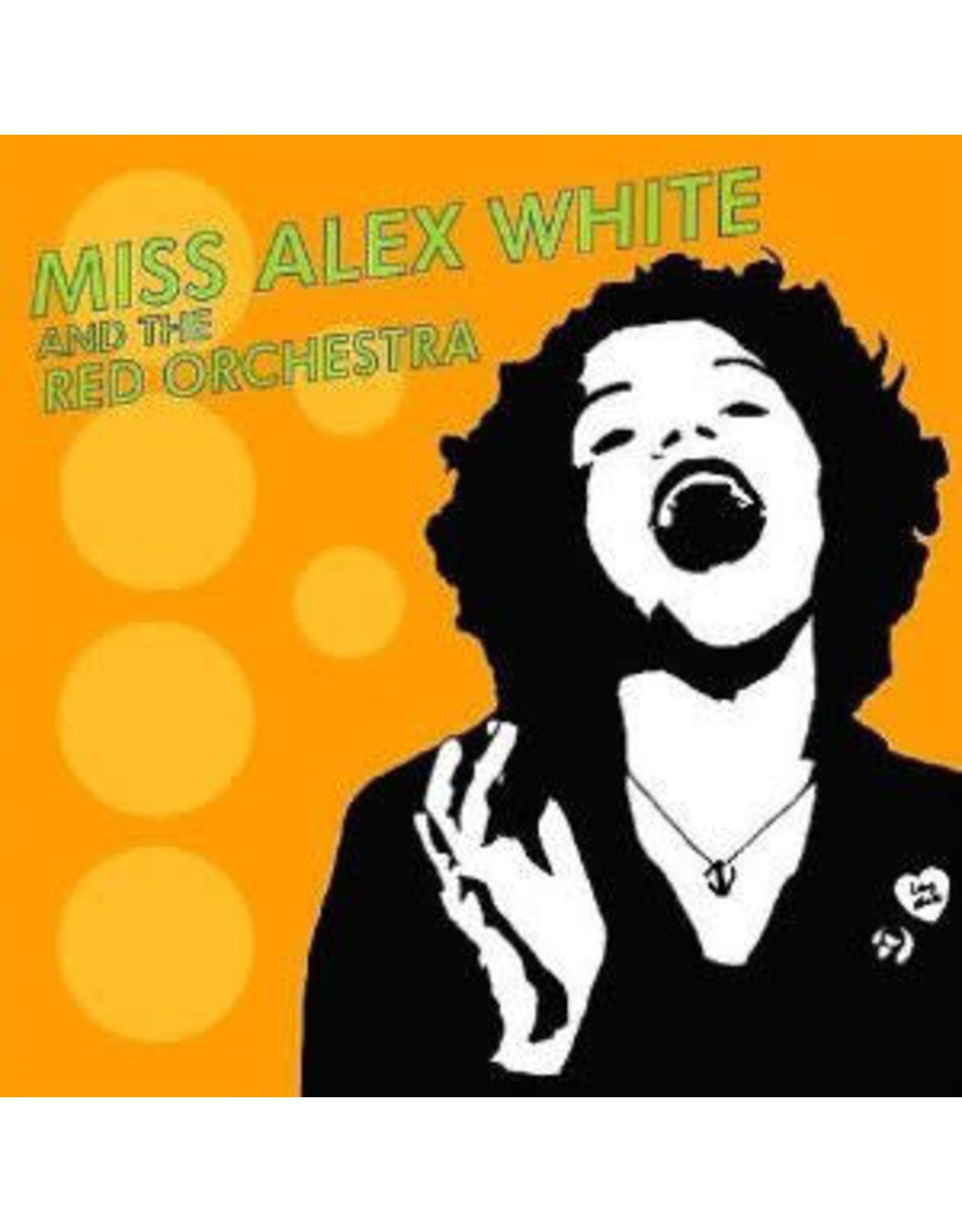 White, Miss Alex - And the Red Orchestra CD