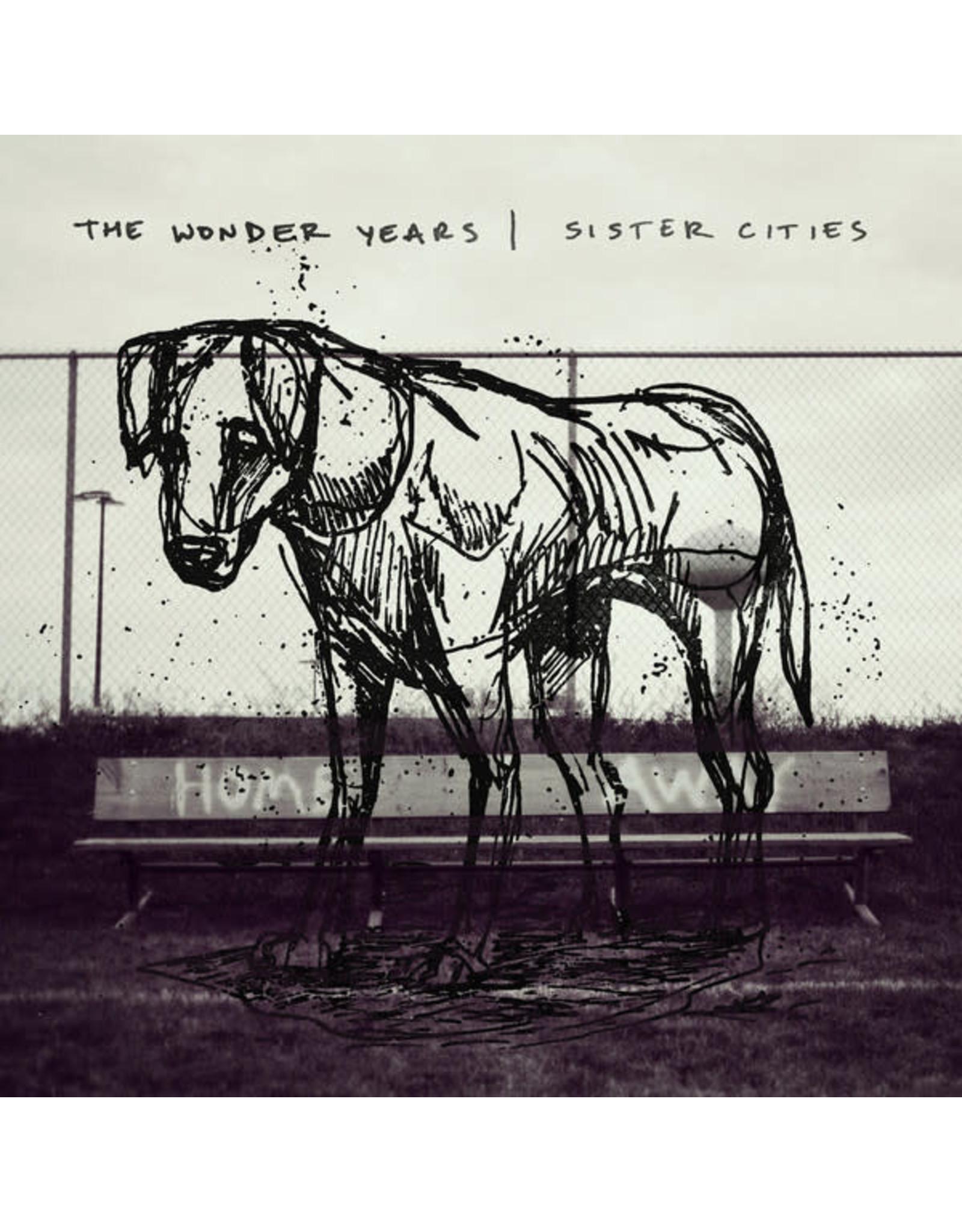 Wonder Years - Sister Cities CD