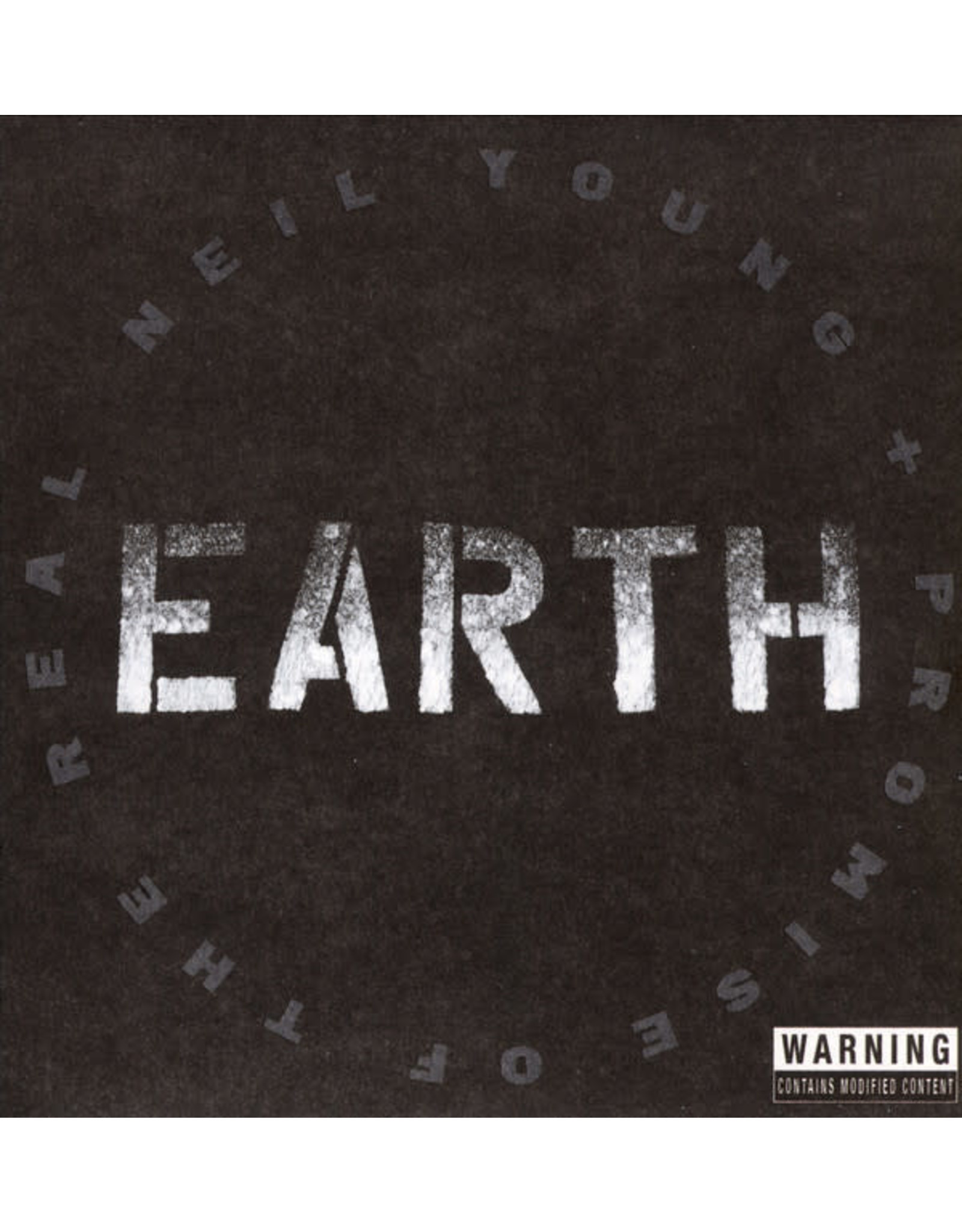 Young, Neil - Earth CD