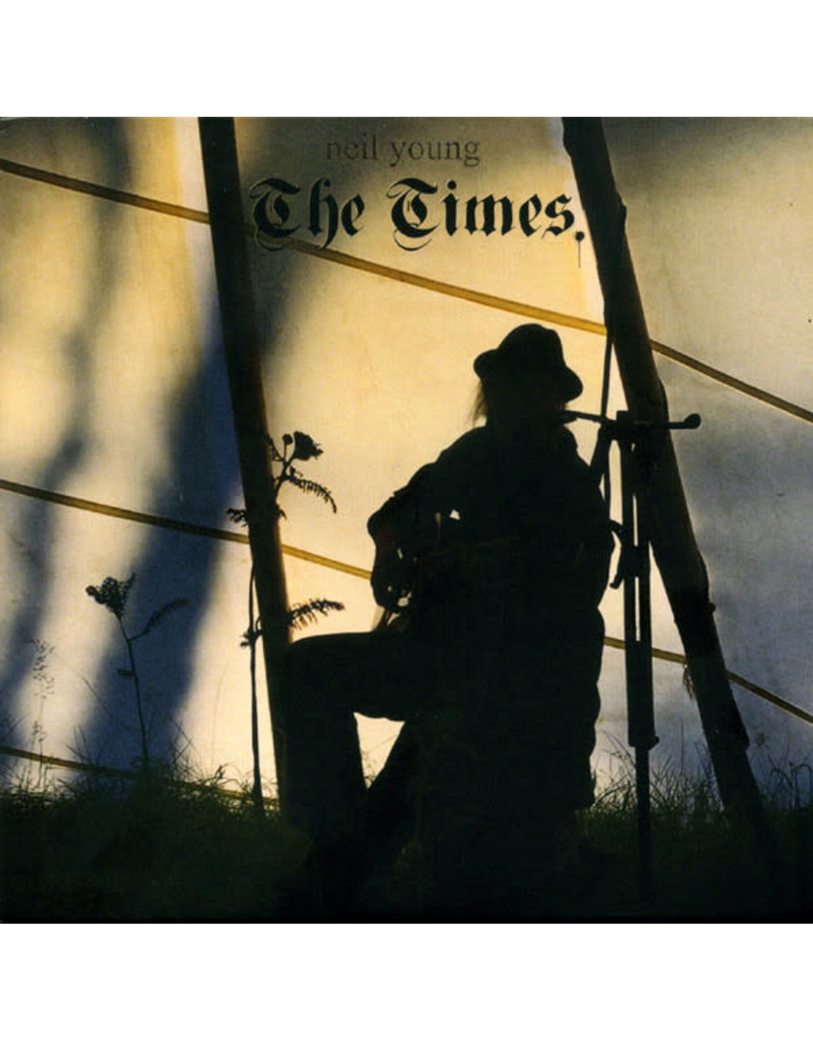 Young, Neil - The Times CD