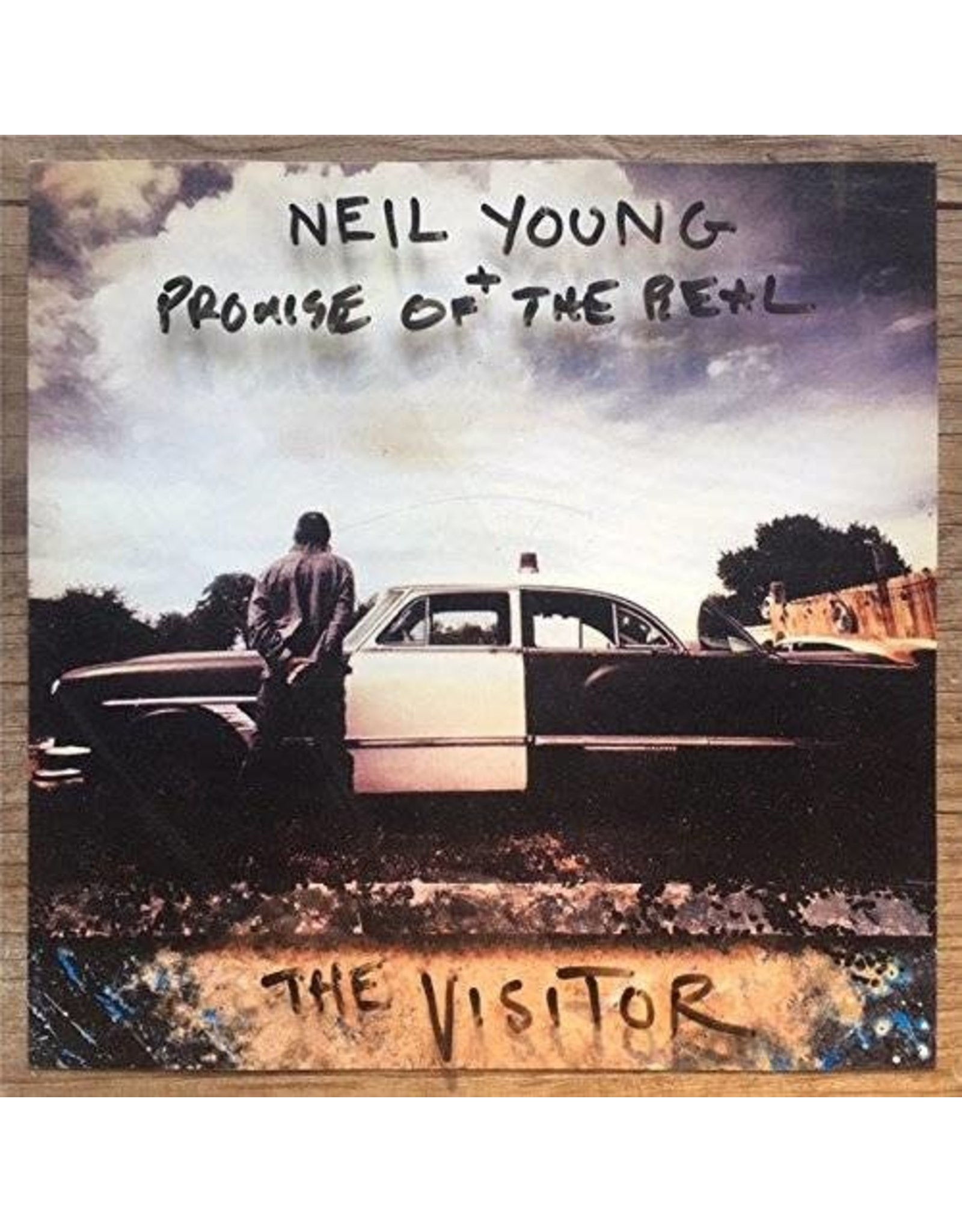 Young, Neil - The Visitor CD
