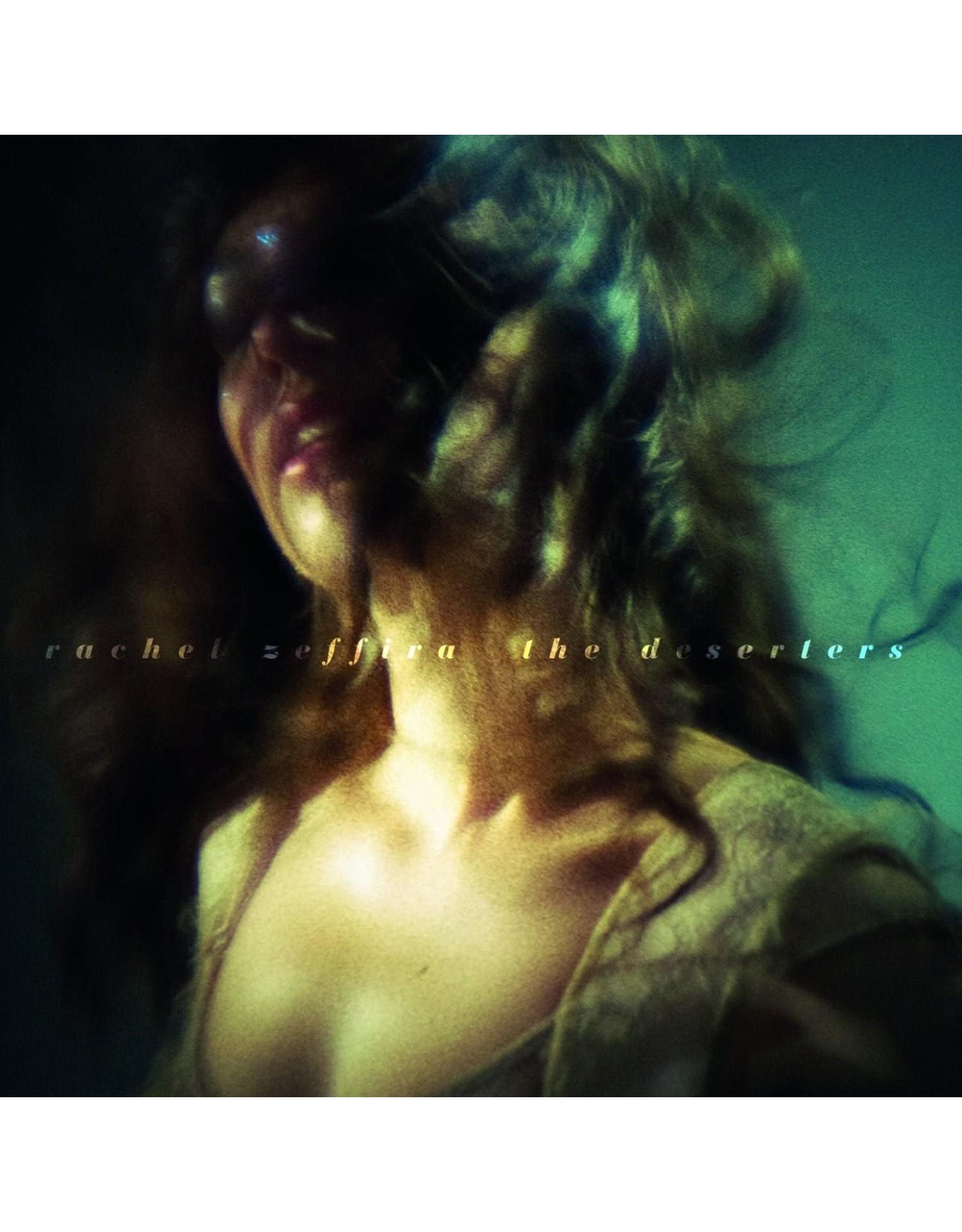 Zeffira, Rachel - The Deserters CD