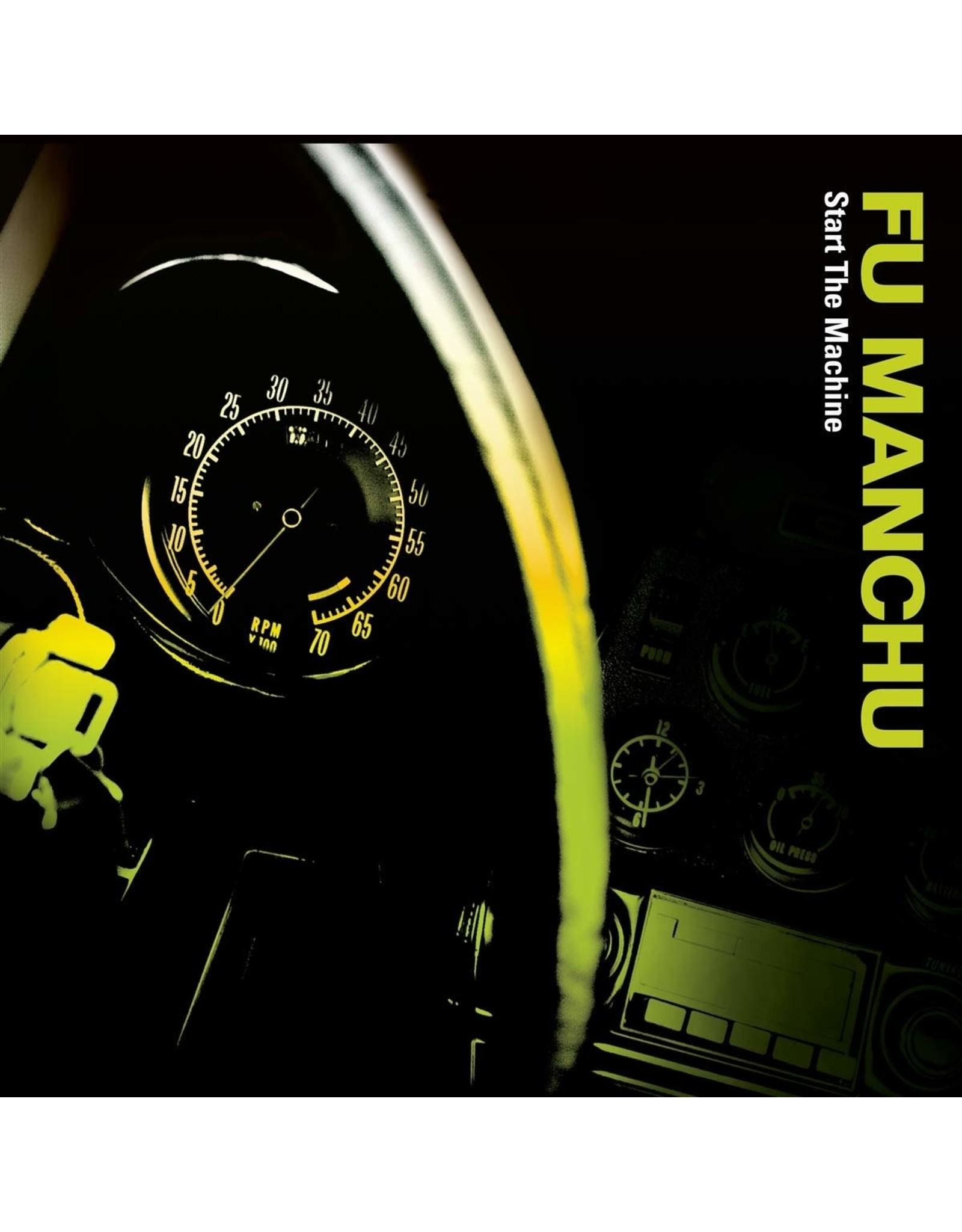 Fu Manchu - Start The Machine (yellow vinyl)