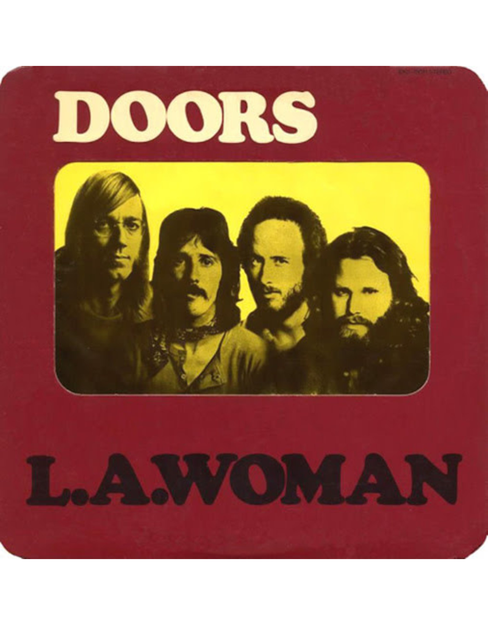 Doors - LA Woman LP