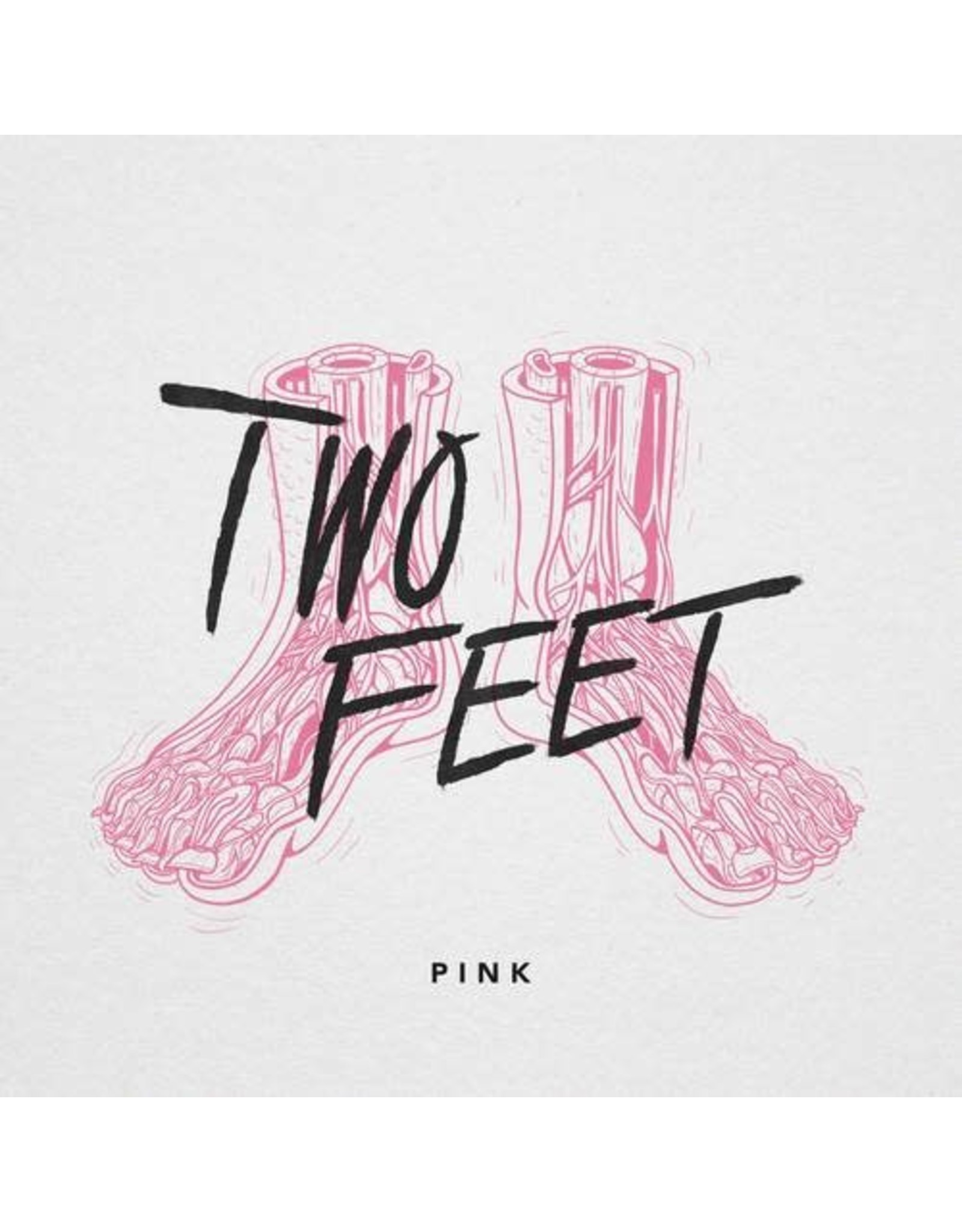 Two Feet - Pink LP