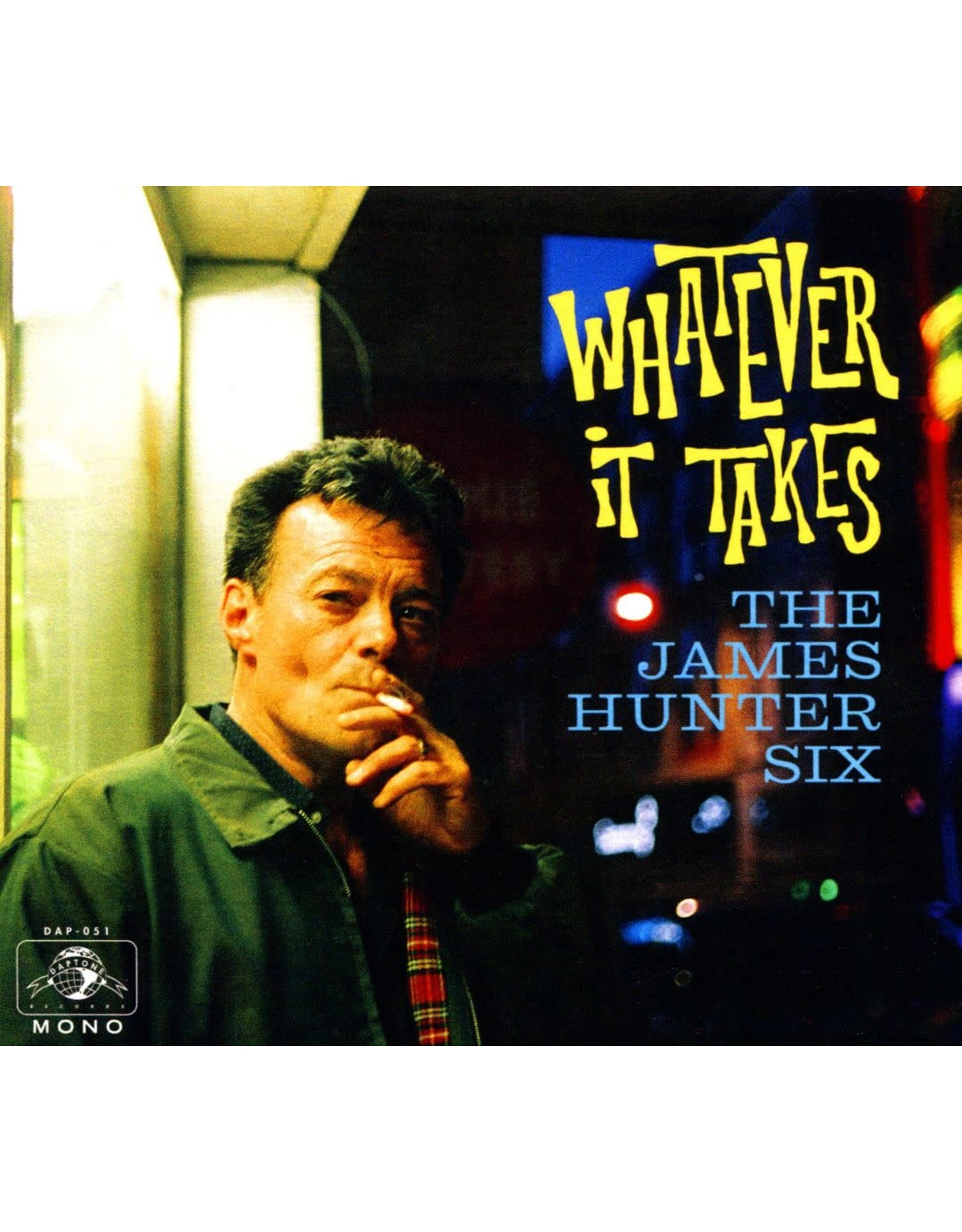 Hunter, James Six - Whatever it Takes CD