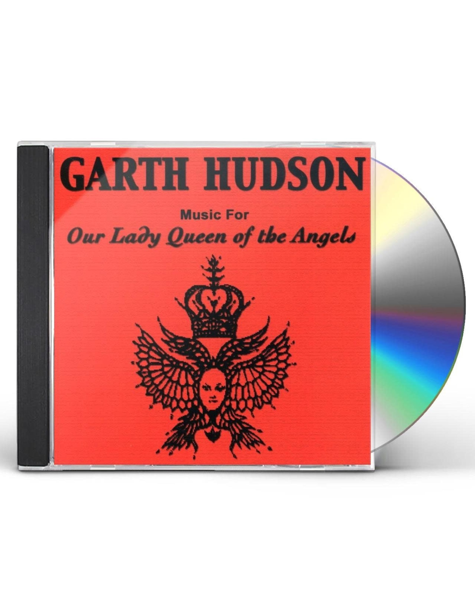 Hudson, Garth - Our Lady Queen Of Angels CD