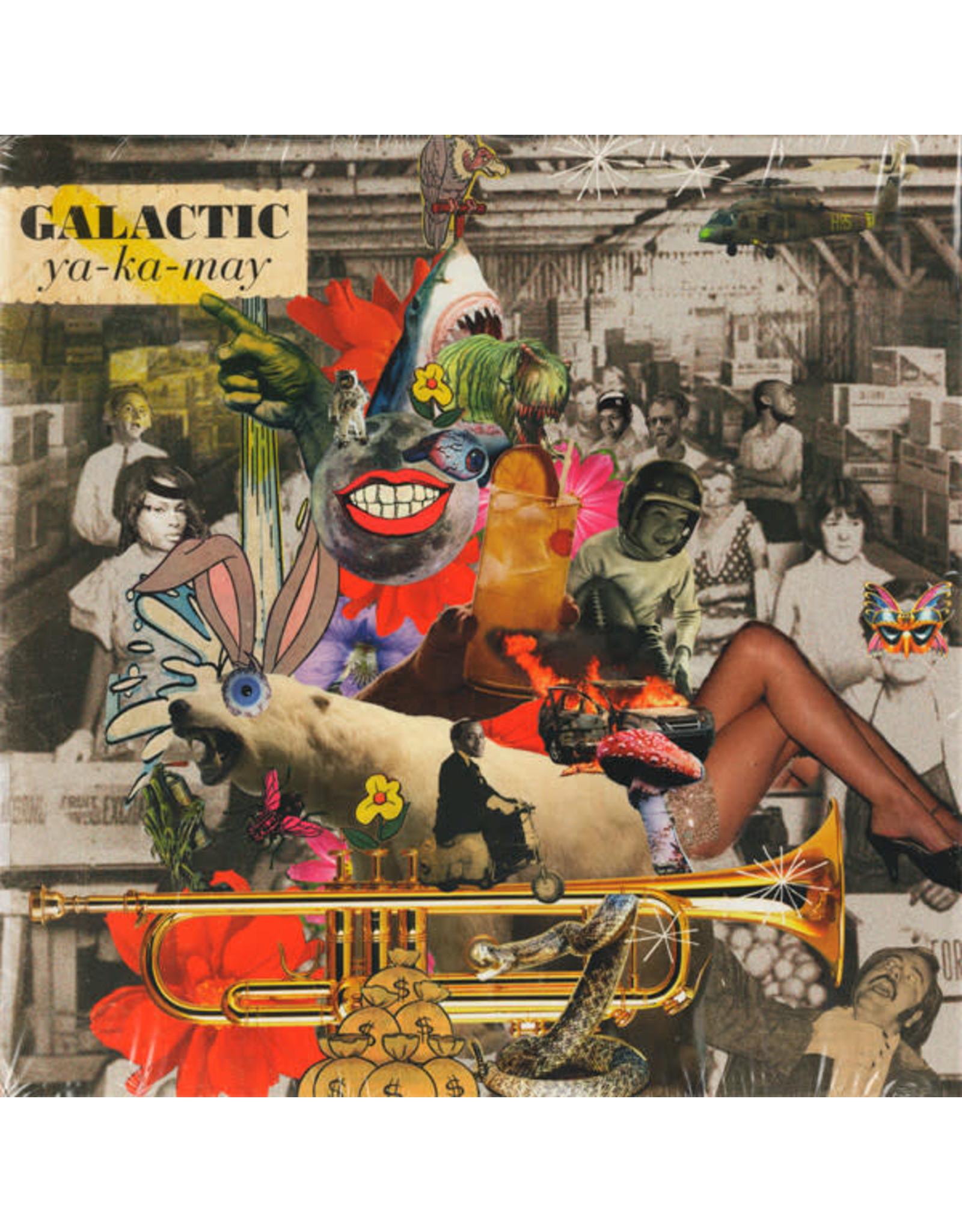 Galactic - Ya-Ka-May CD