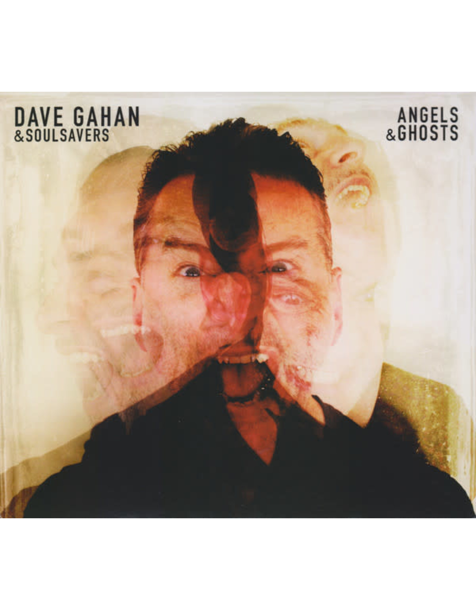 Gahan, Dave & Soul Savers - Angels & Ghosts CD