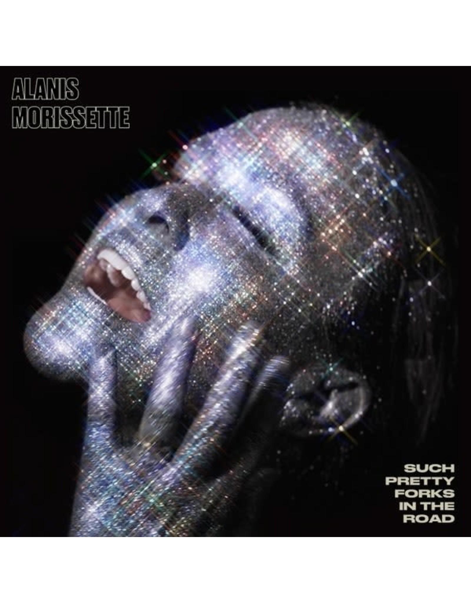 Morissette, Alanis - Such Pretty Forks in the Road LP (coke bottle clear)