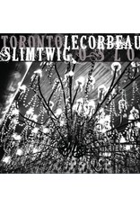 "Slim Twig/Le Corbeau - Best Of Both Records, Vol. 1 7"""