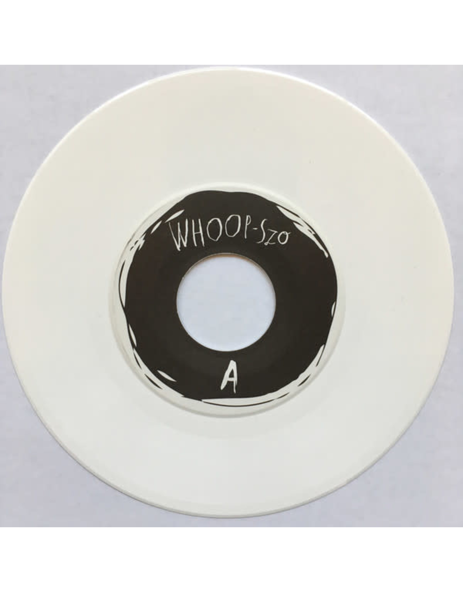 "WHOOP-Szo - The Dive 7"" White"