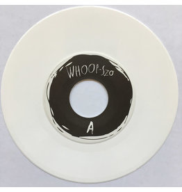 """WHOOP-Szo - The Dive 7"""" White"""