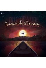 Broomsticks & Hammers - Postcard CD