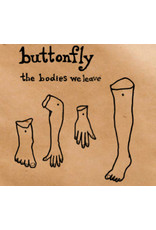 Buttonfly - Bodies We Leave CD