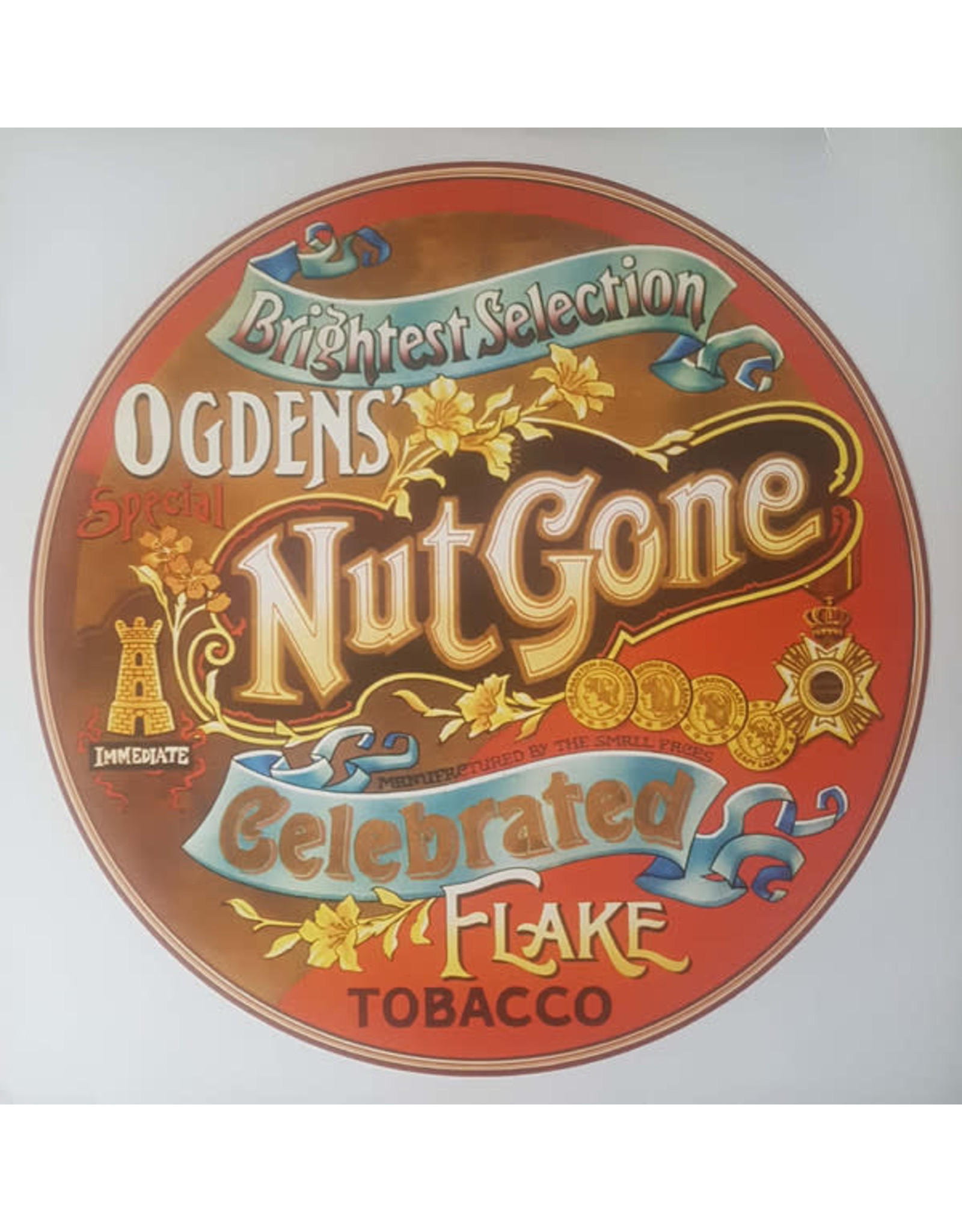 Small Faces - Ogdens' Nut Gone Flake LP (180G RM Mono Mix)