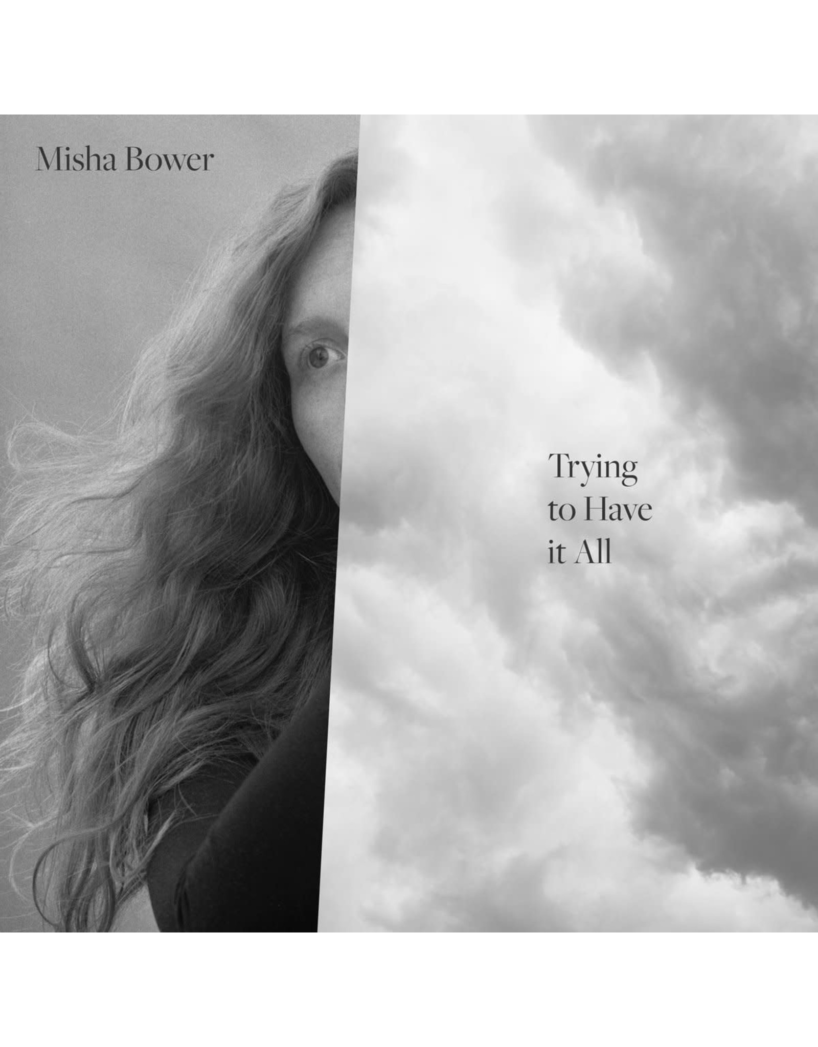 Bower, Misha - Trying to Have It All LP