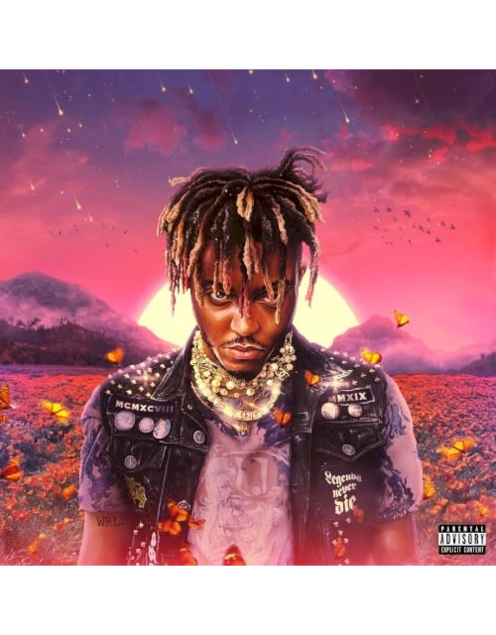 Juice Wrld - Legends Never Die LP