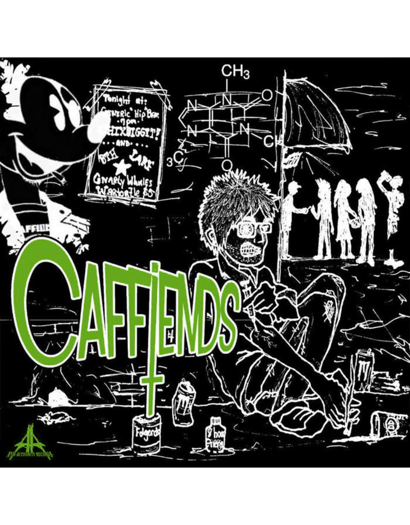 Caffiends - S/T LP