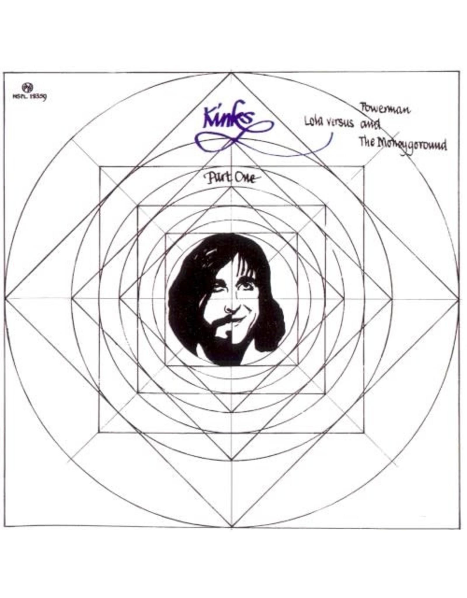 Kinks - Lola Vs The Powerman CD LP Dlx Box