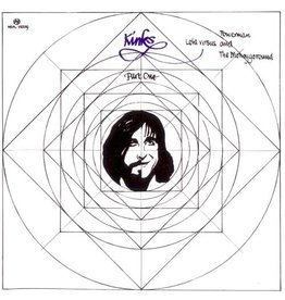 Kinks - Lola Vs The Powerman CD LP Dlx Box