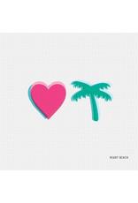 Heart Beach - ST LP