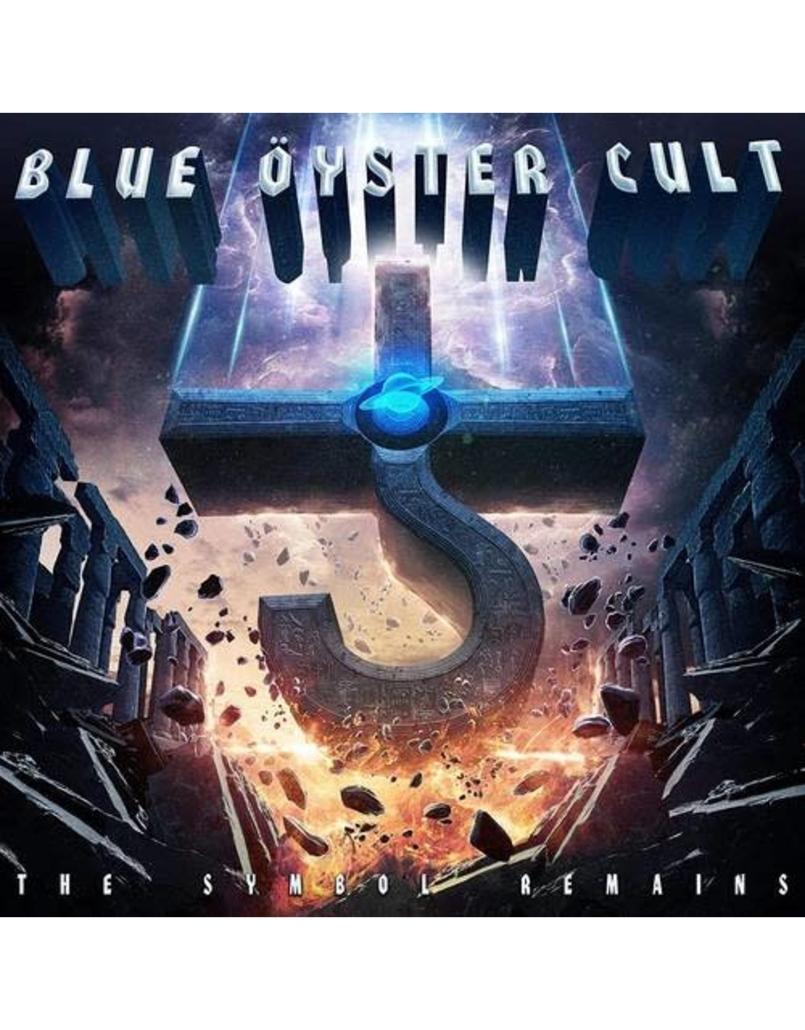 Blue Oyster Cult - The Symbol Remains CD