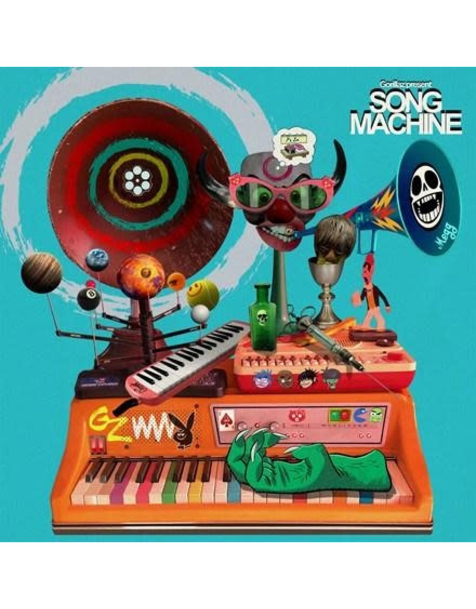 Gorillaz - Song Machine S1 Yellow Ltd LP