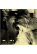 Secret Satanists - A Very Sharp Decline LP