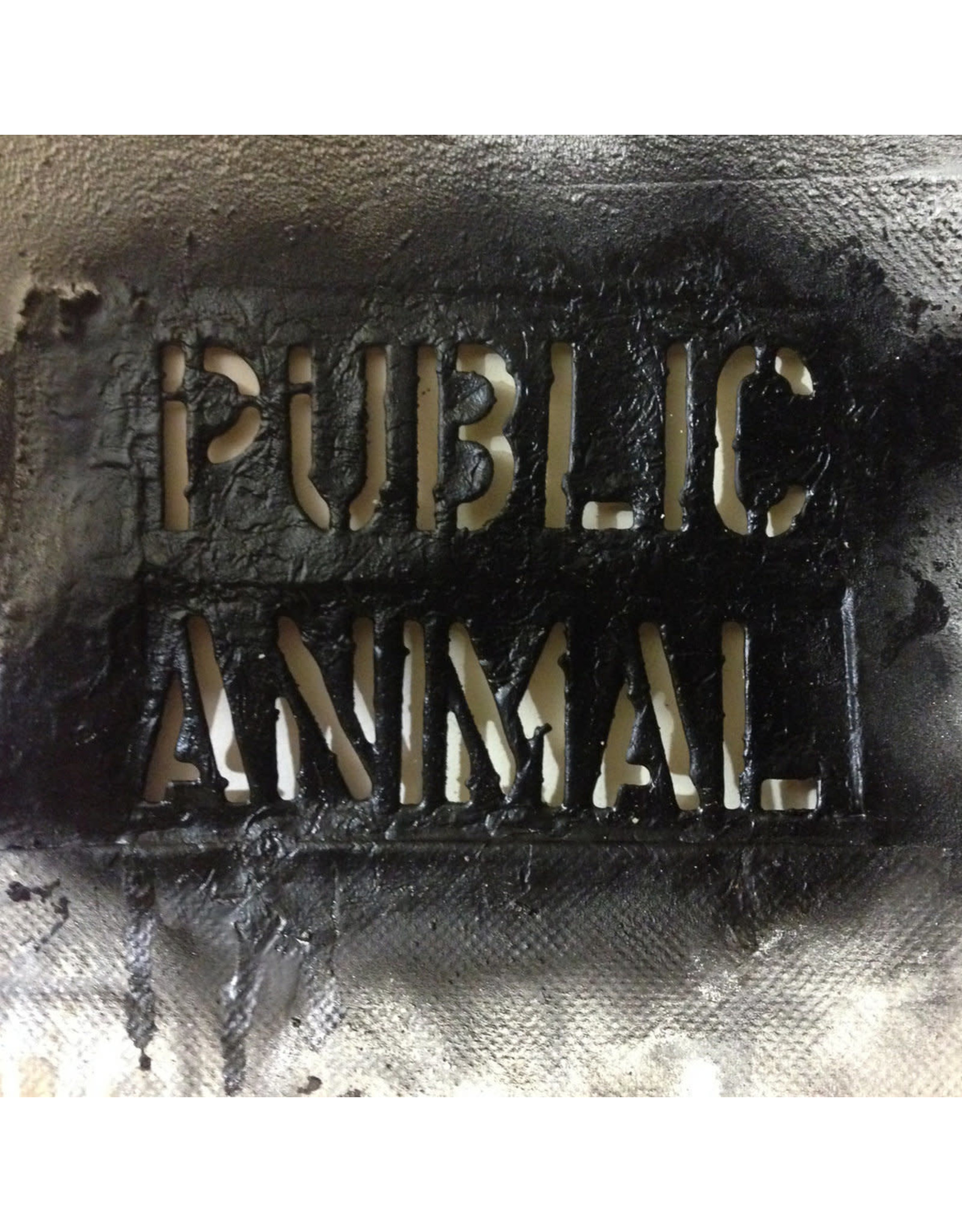 "Public Animal - One Way Ticket 7"""