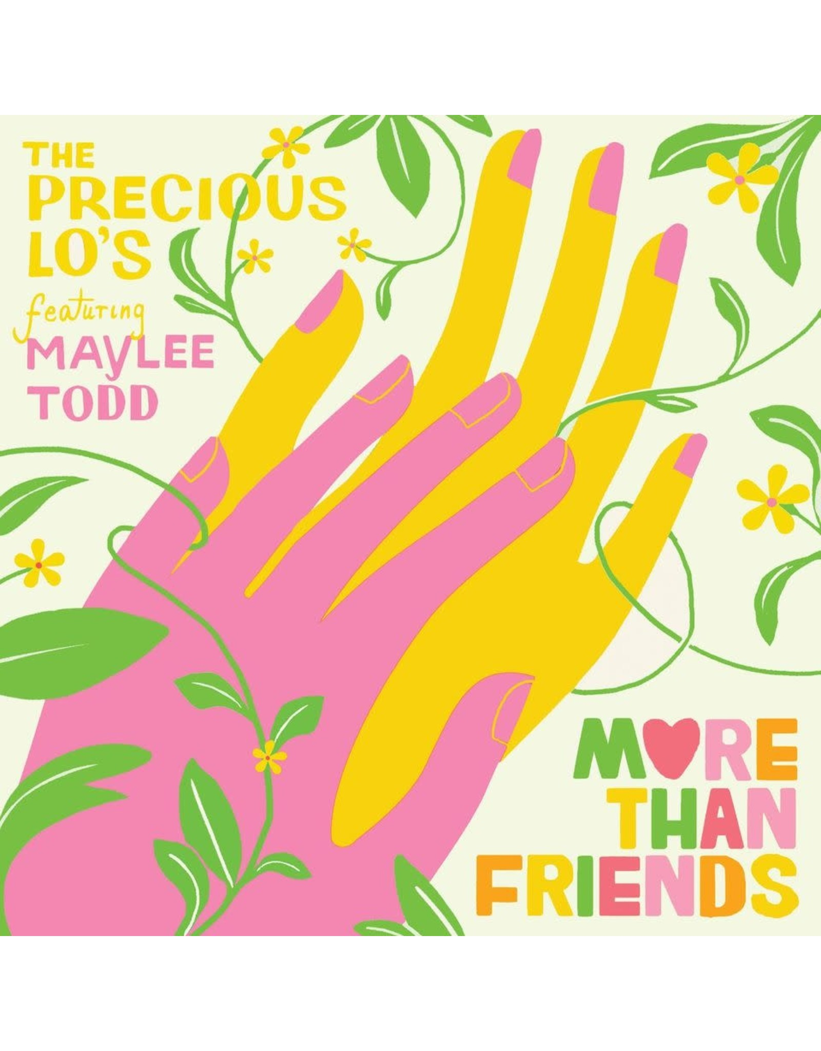 "Precious Lo's, The - More Than Friends 7"""