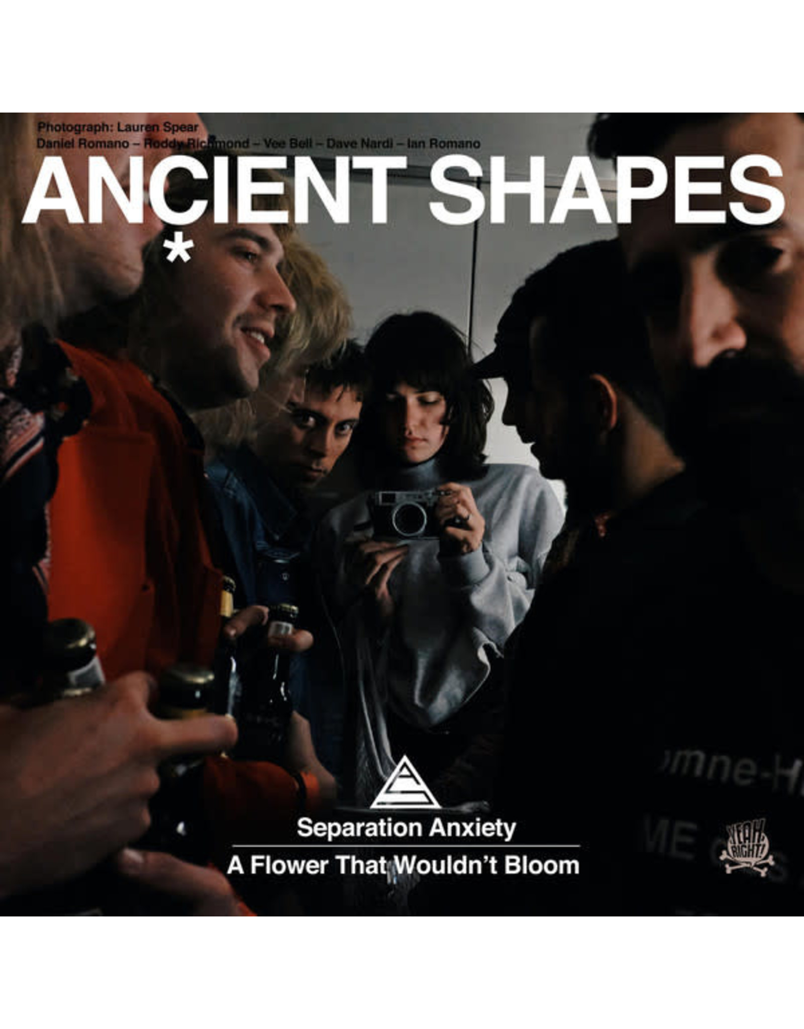 "Ancient Shapes/DBoy - 7"" Split"