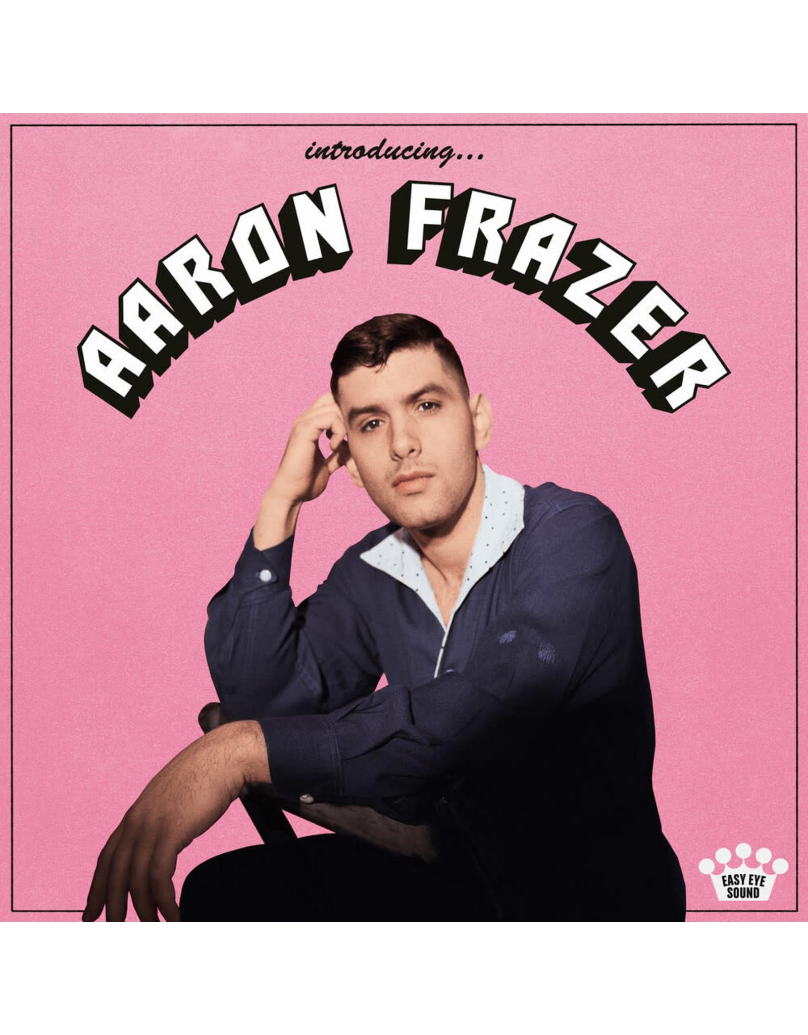 Frazer, Aaron - Introducing... (Coloured) LP