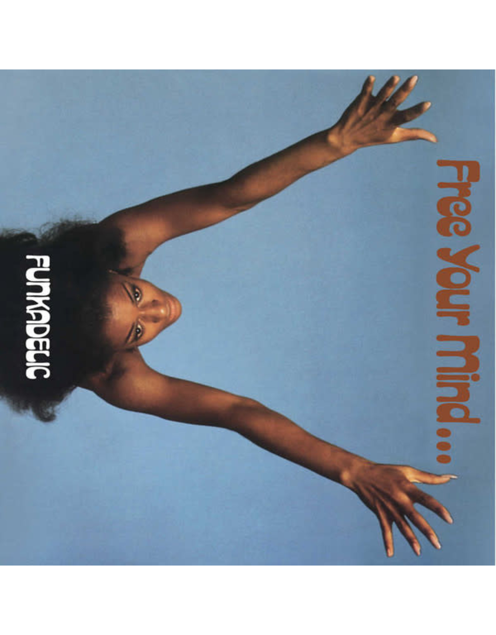 Funkadelic - Free Your Mind & Your Ass Will Follow LP 180G Blue 50th Anniv