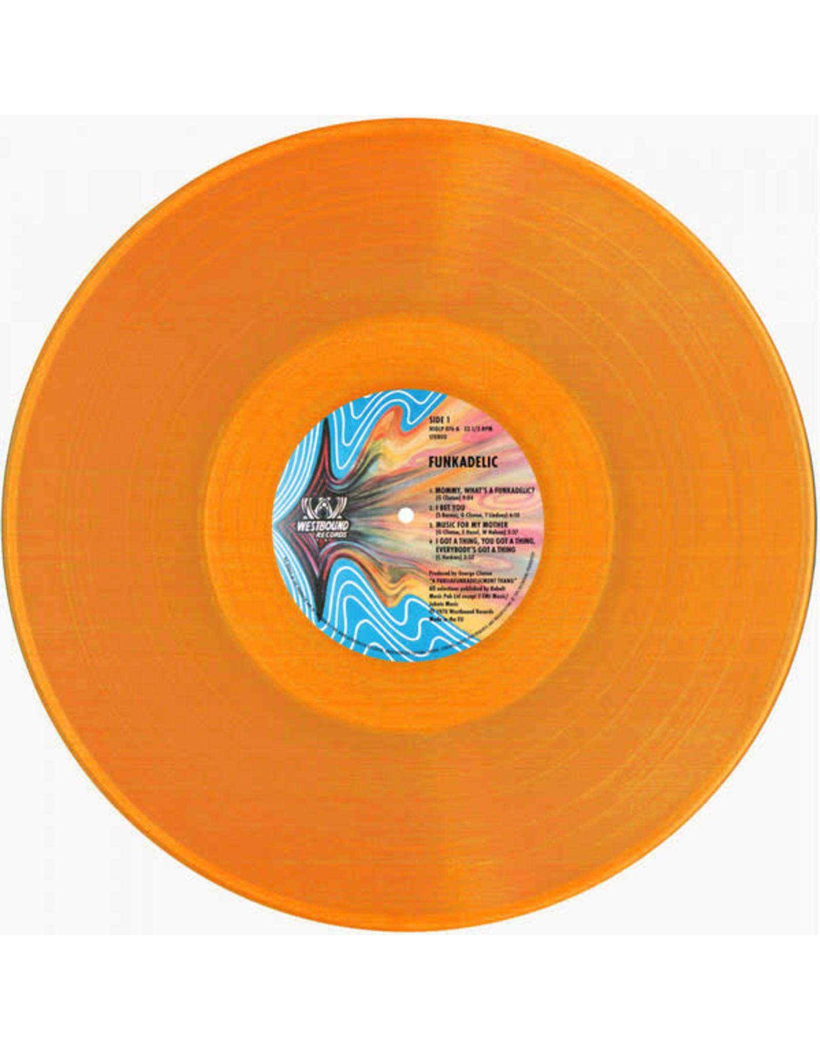 Funkadelic - ST LP Orange 50th anniv